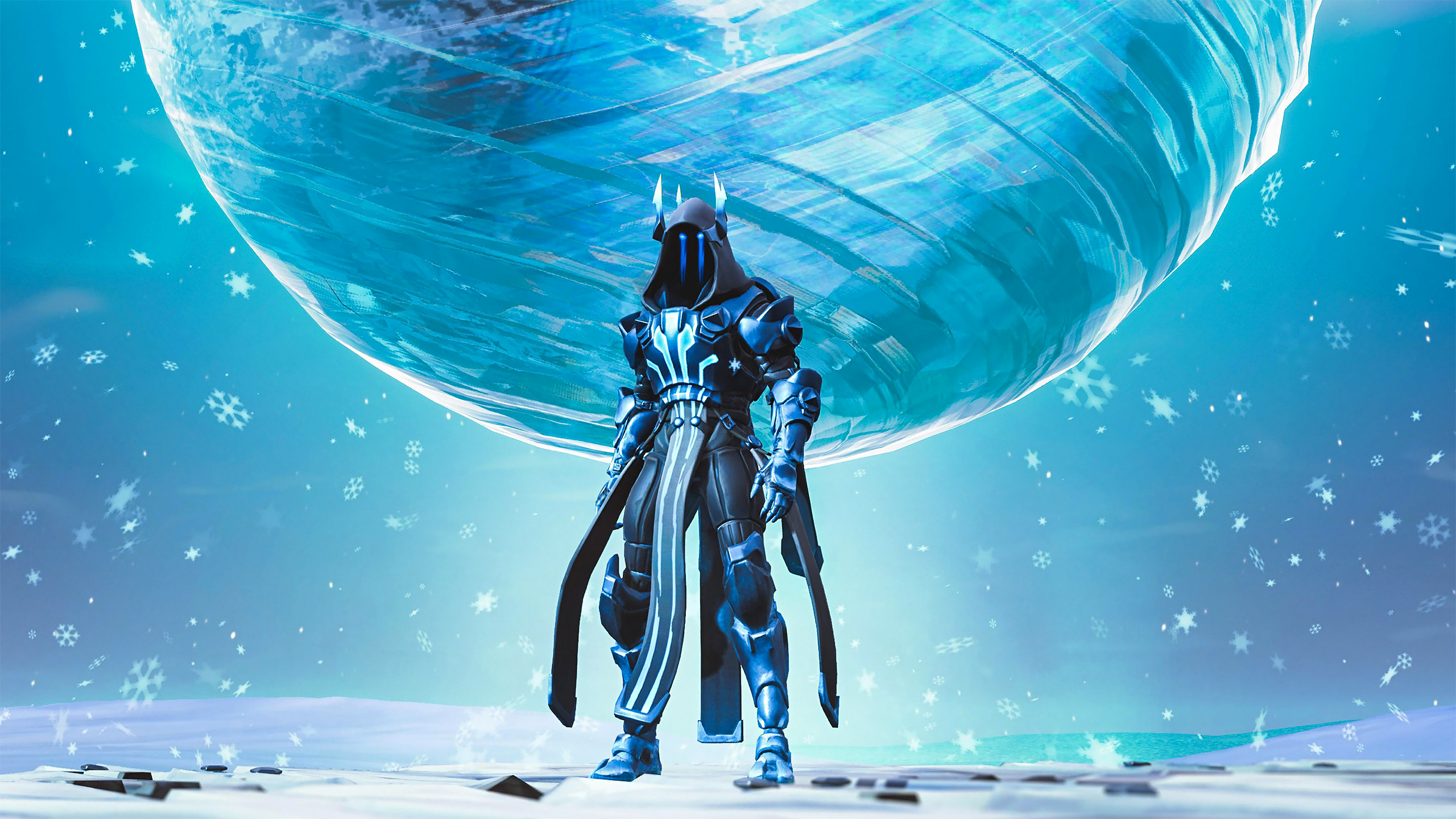 Fortnite Ice King Wallpaper 2k Quad Hd Id3767