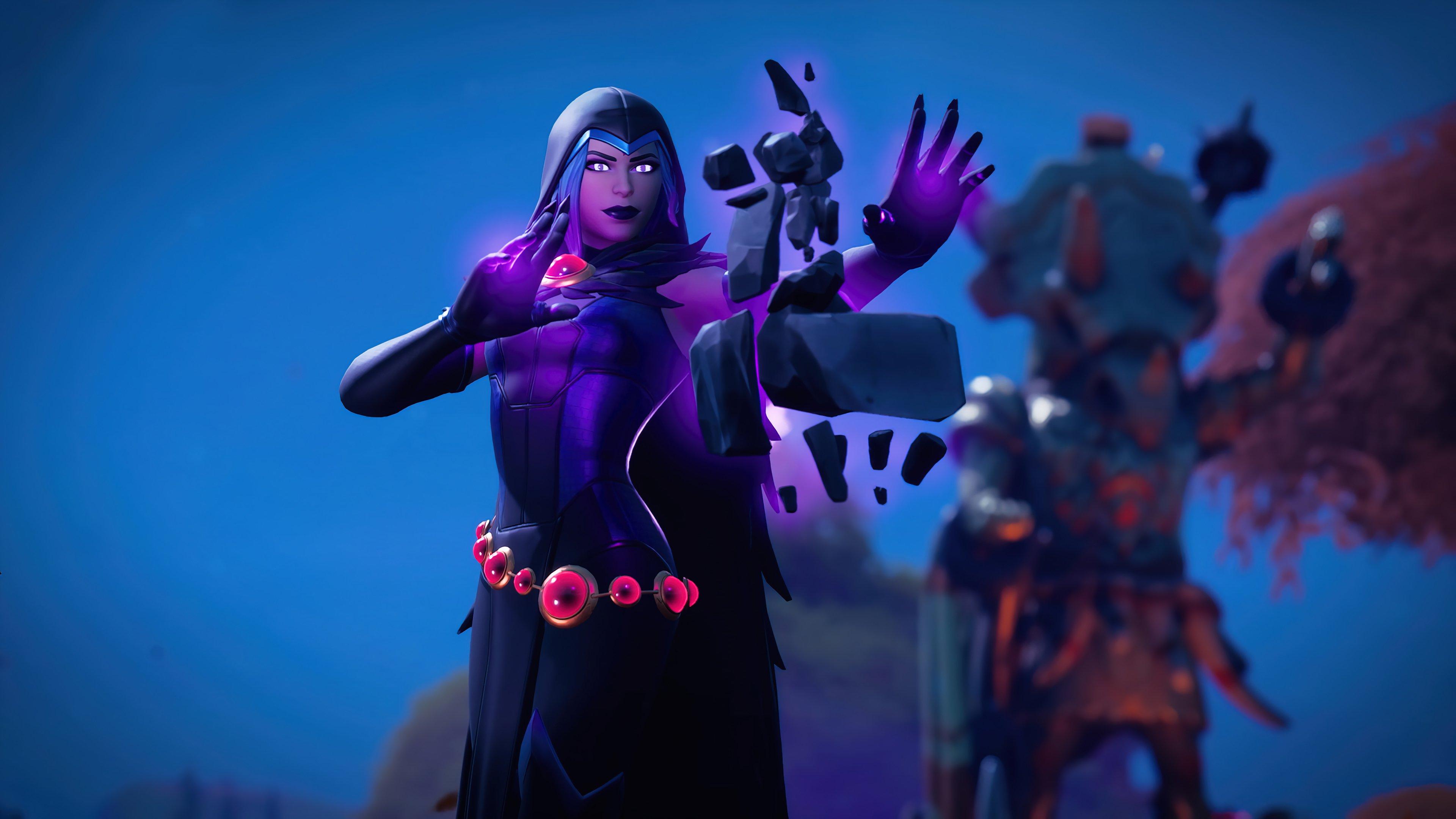Fondos de pantalla Fortnite Rebirth Raven Capitulo 2 Temporada 6