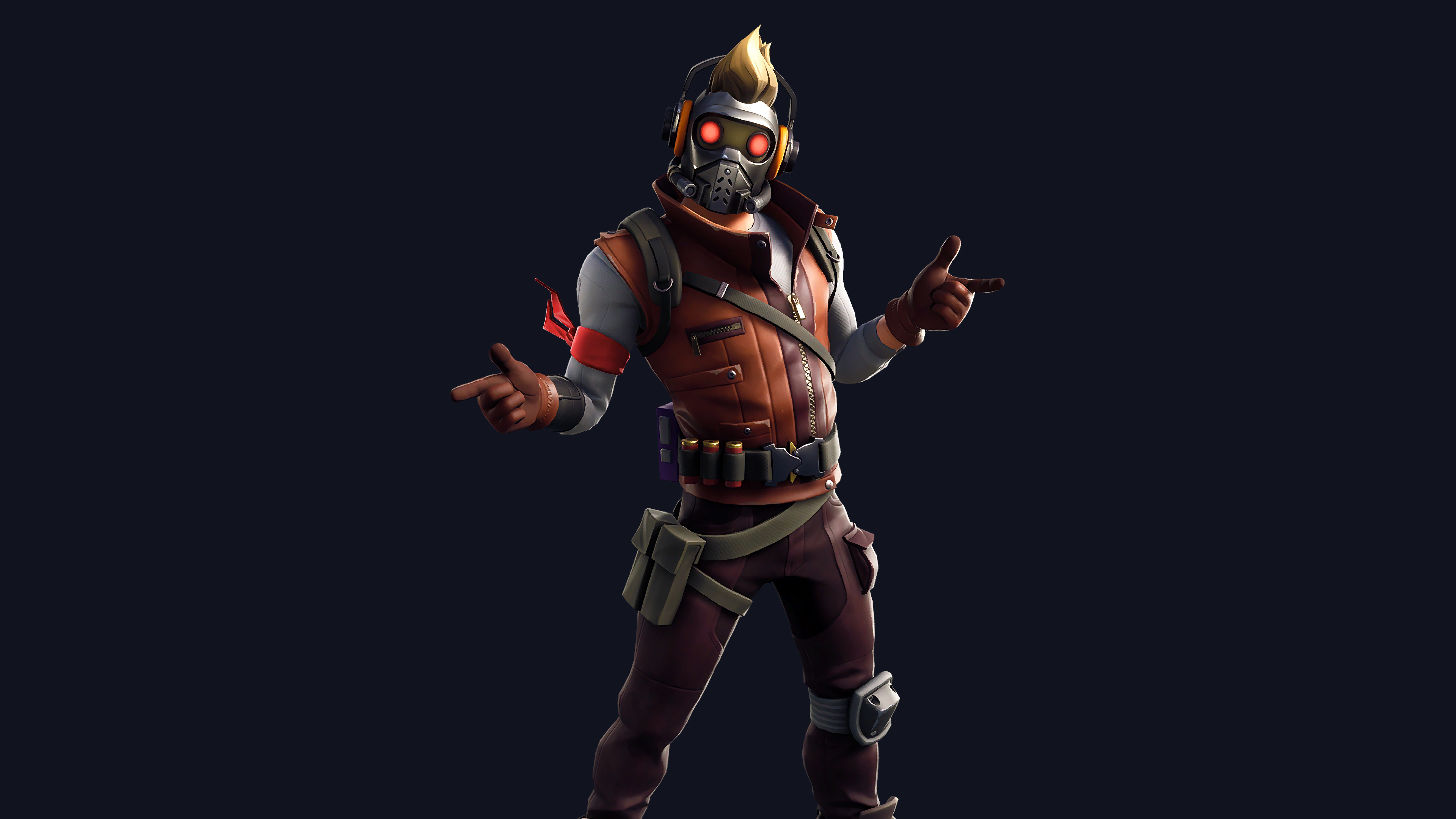 Fortnite Star Lord Skin Fondo De Pantalla 4k Ultra Hd Id3757