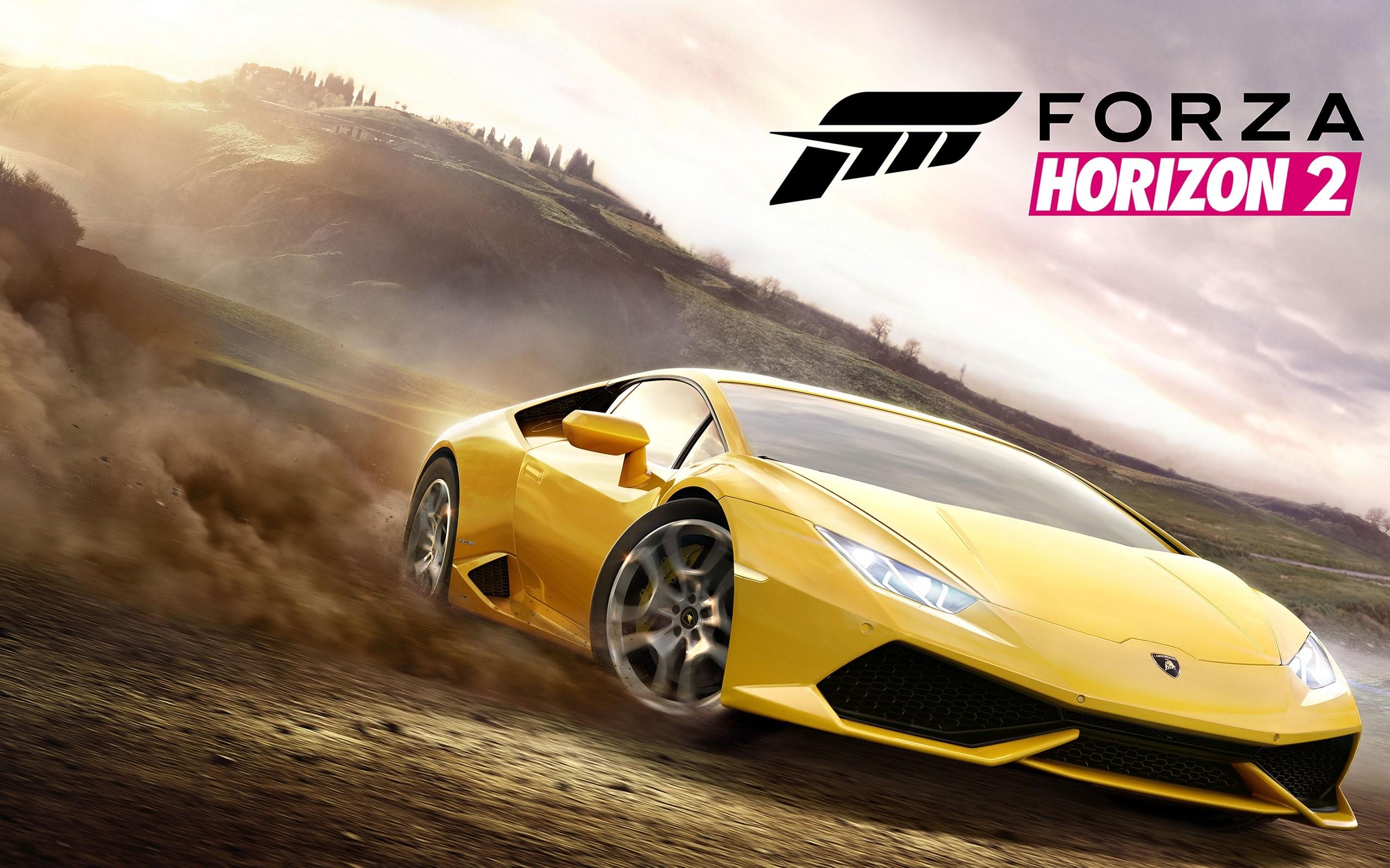 Wallpaper Forza horizon 2