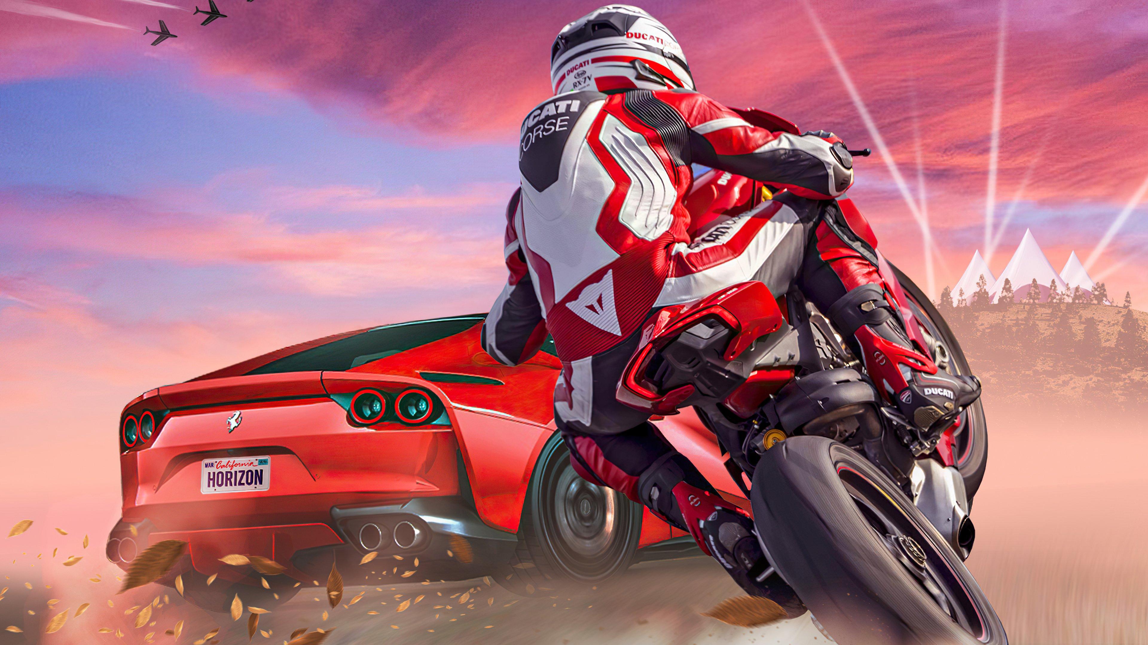 Fondos de pantalla Forza Horizon 5 Concepto