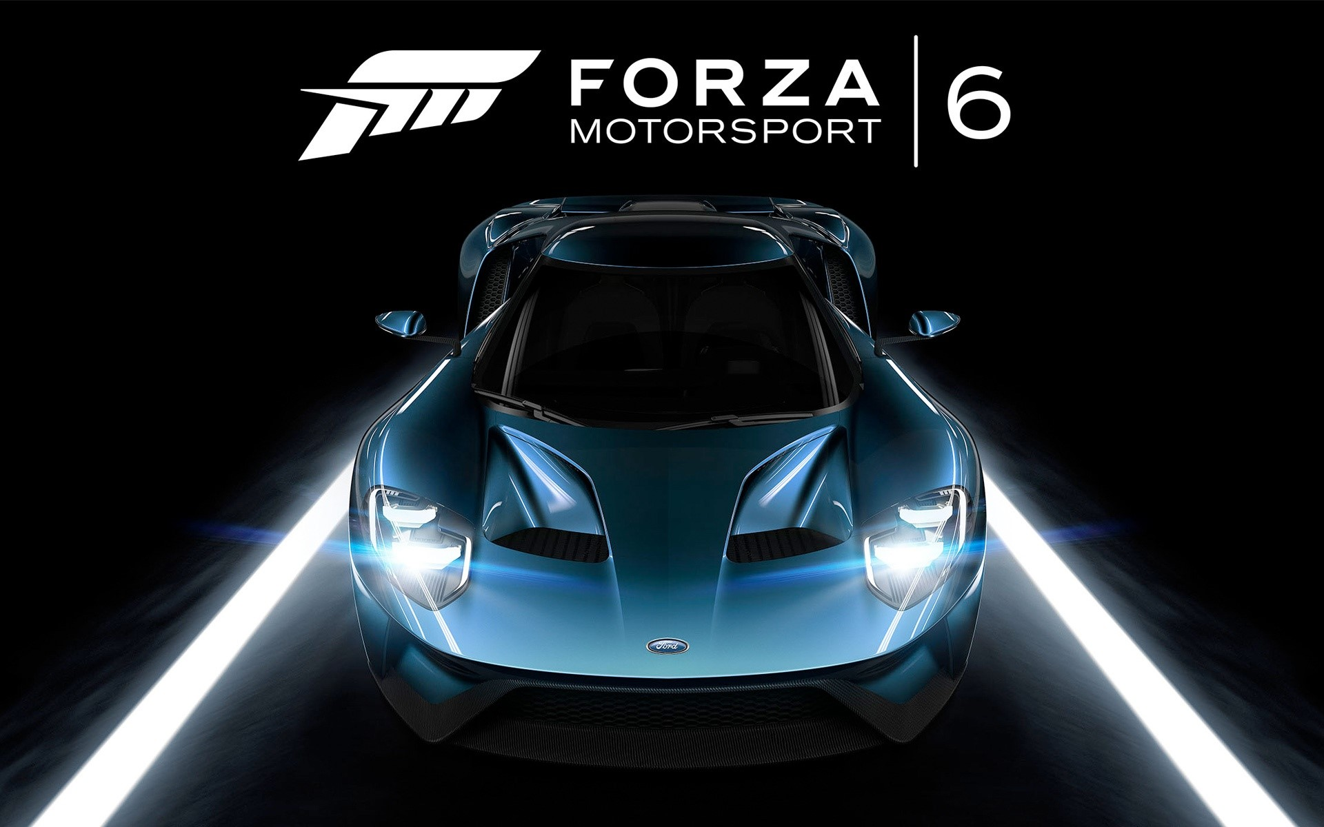 Wallpaper Forza Motorsport 5 Ford GT