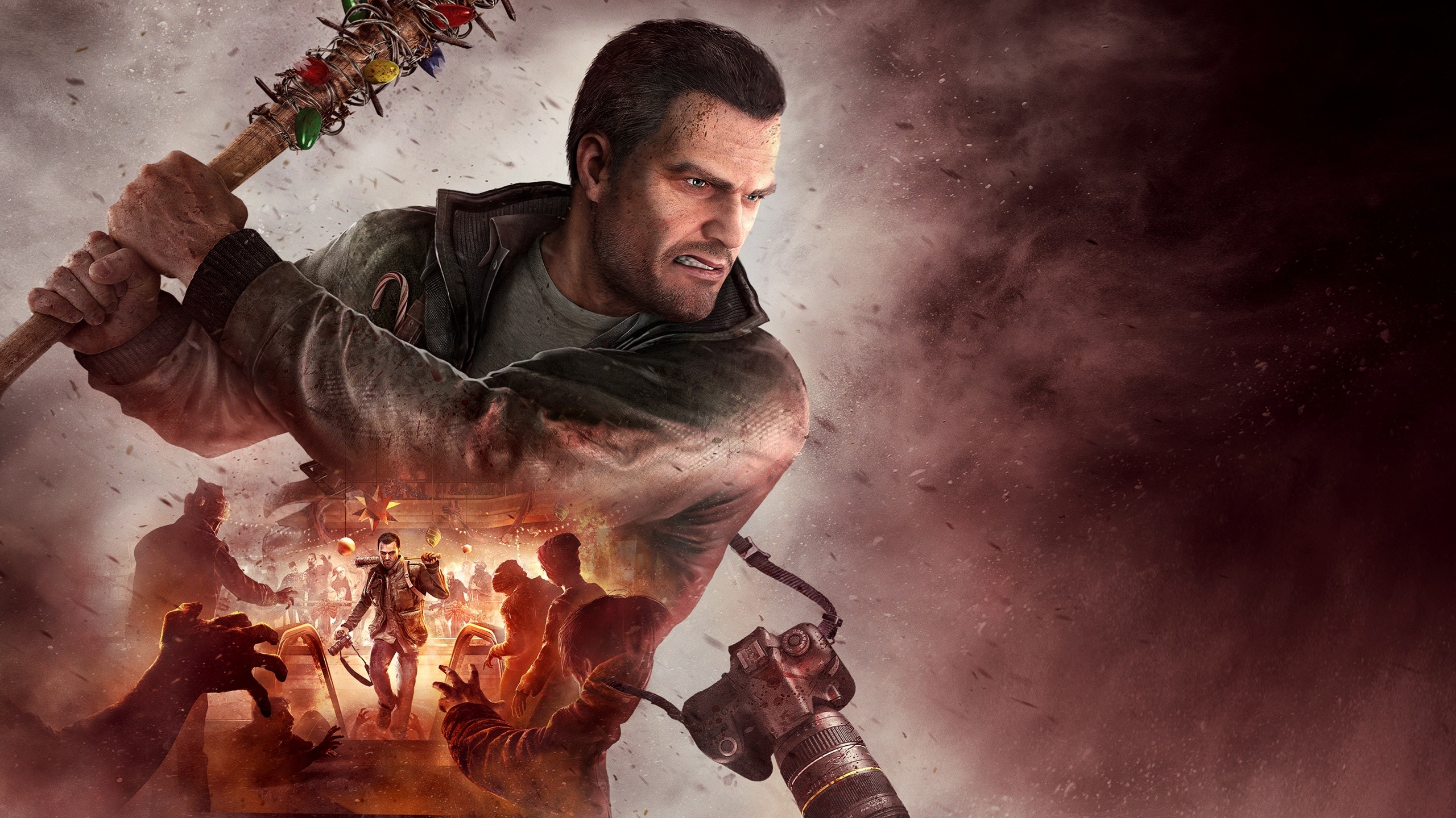 Wallpaper Frank West de Dead Rising 4 Images