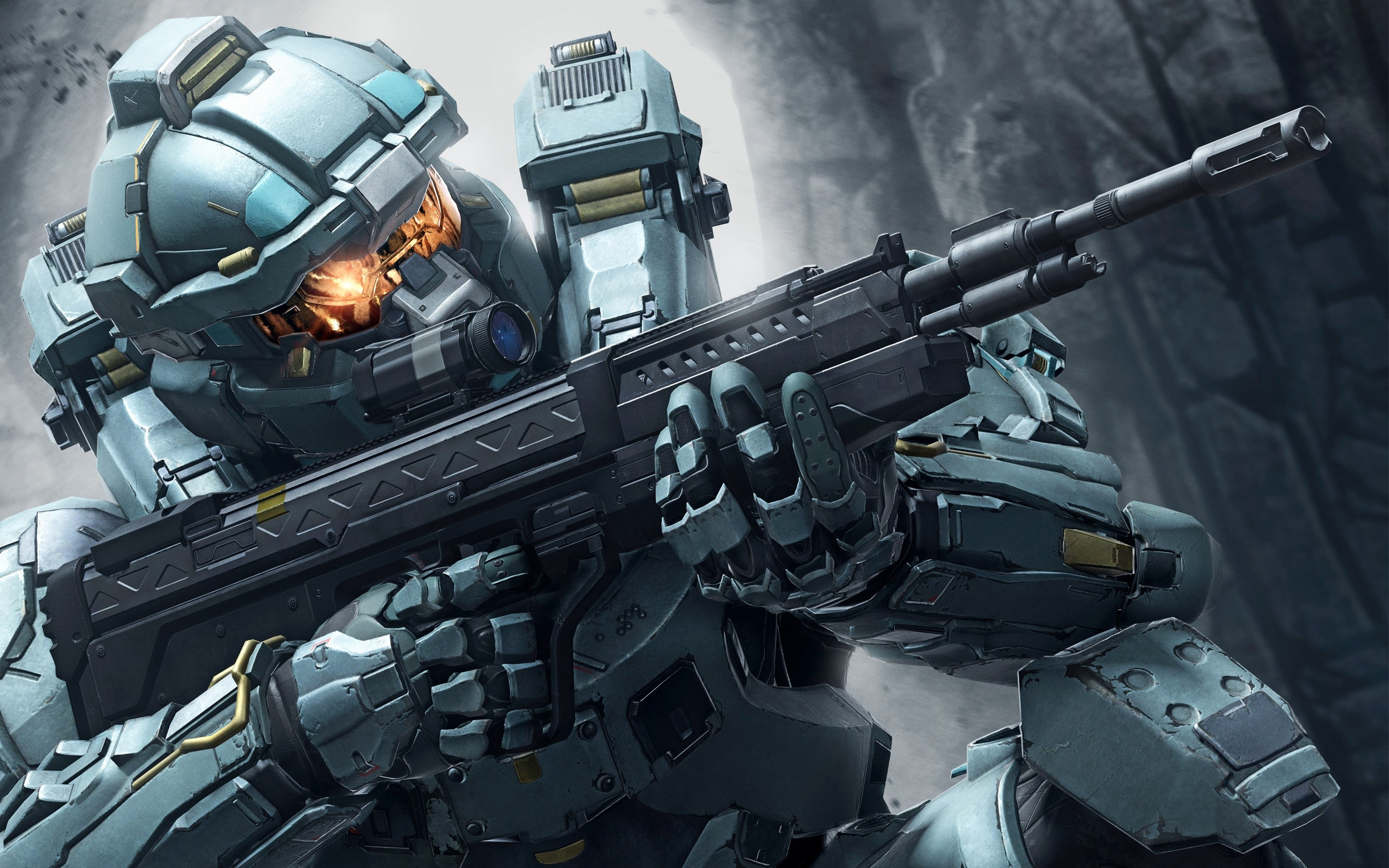 Wallpaper Fred in Halo Guardians