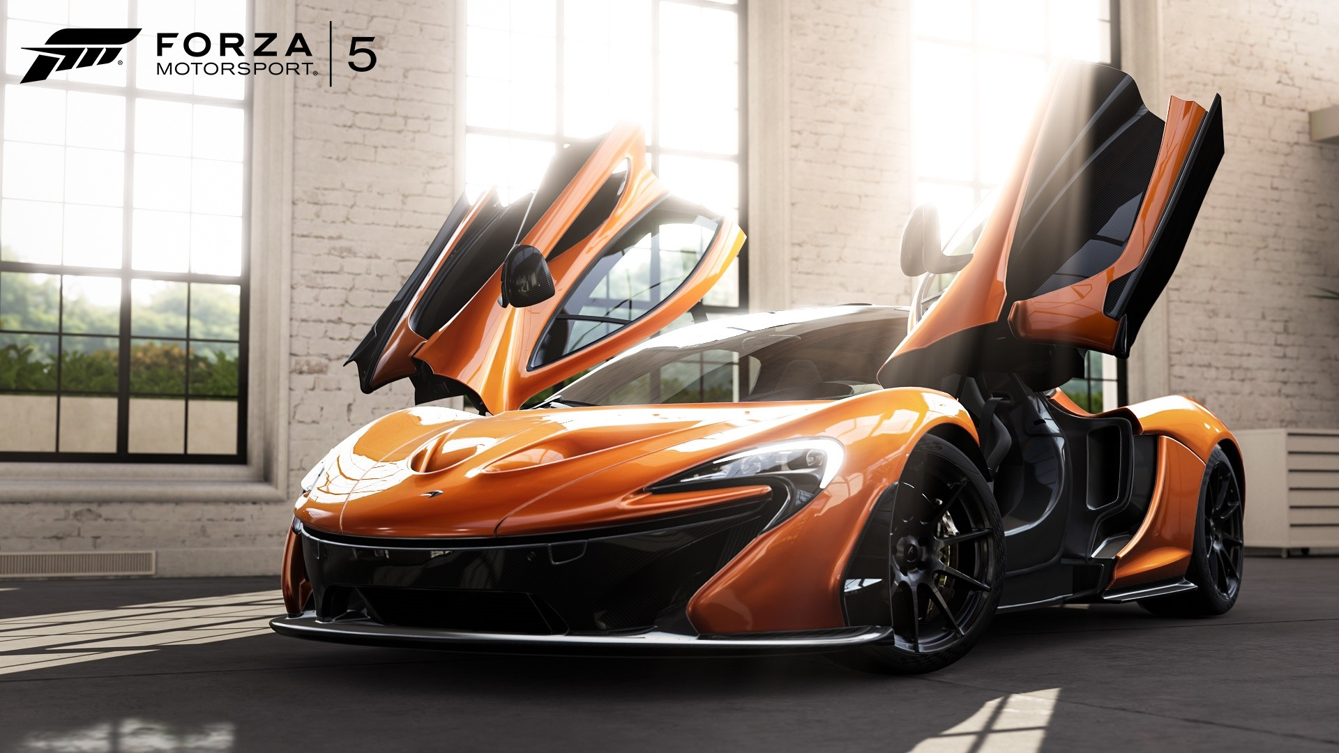 Wallpaper Froza 5 Mclaren P1 Images