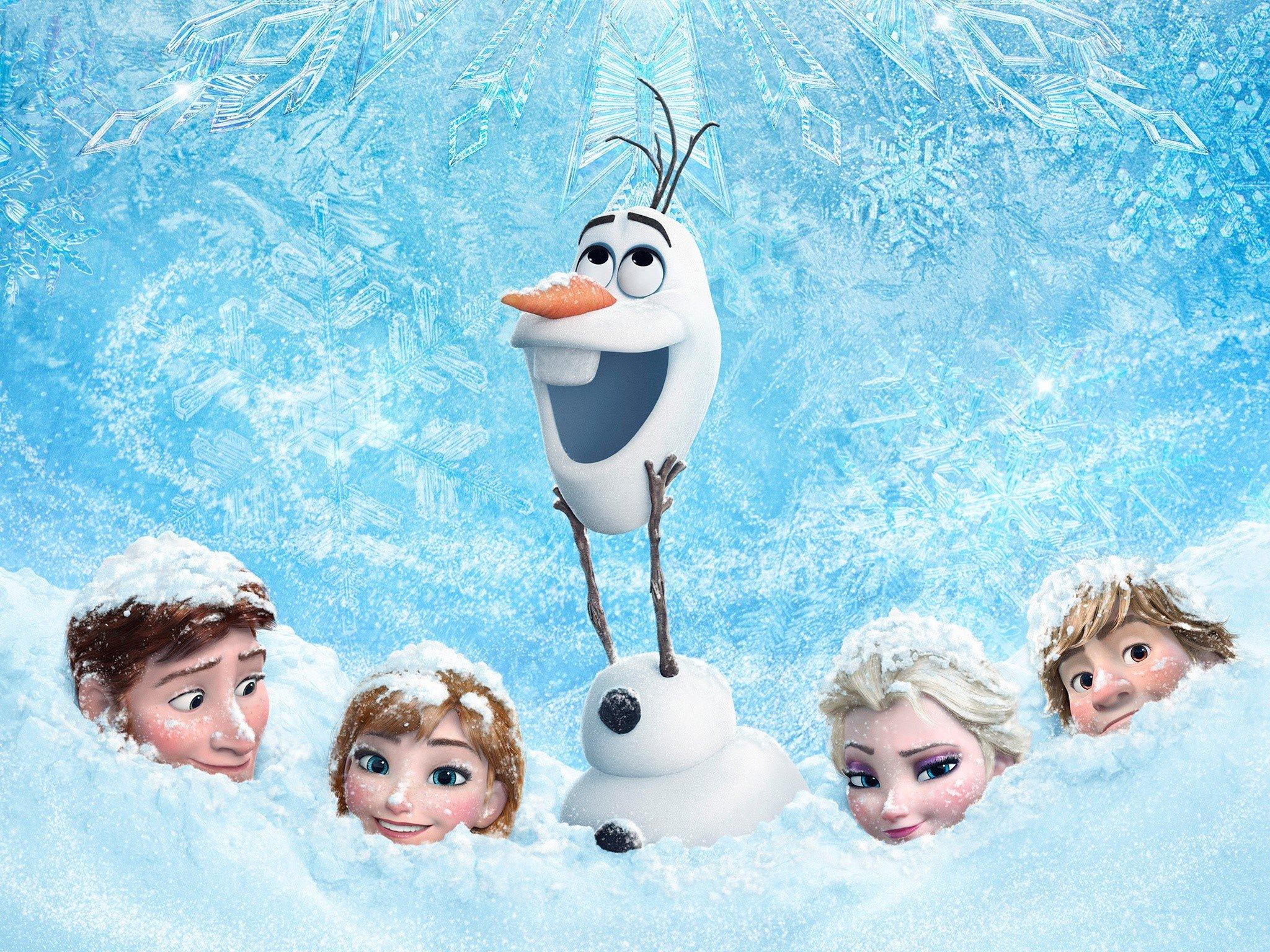 Fondos de pantalla Frozen