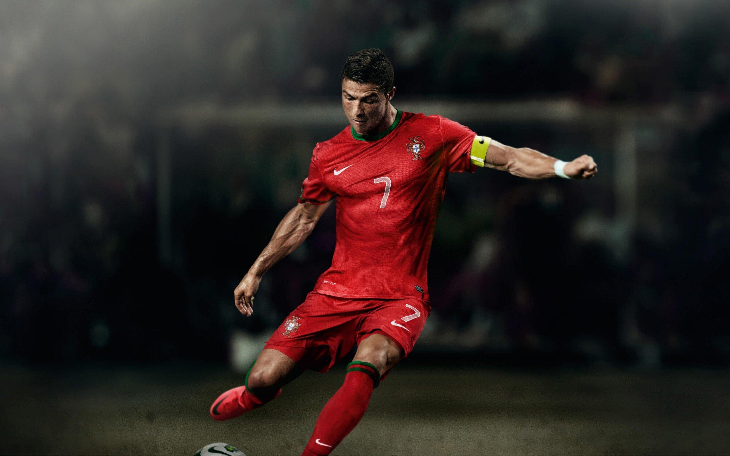 Wallpaper Futbolista Cristiano Ronaldo