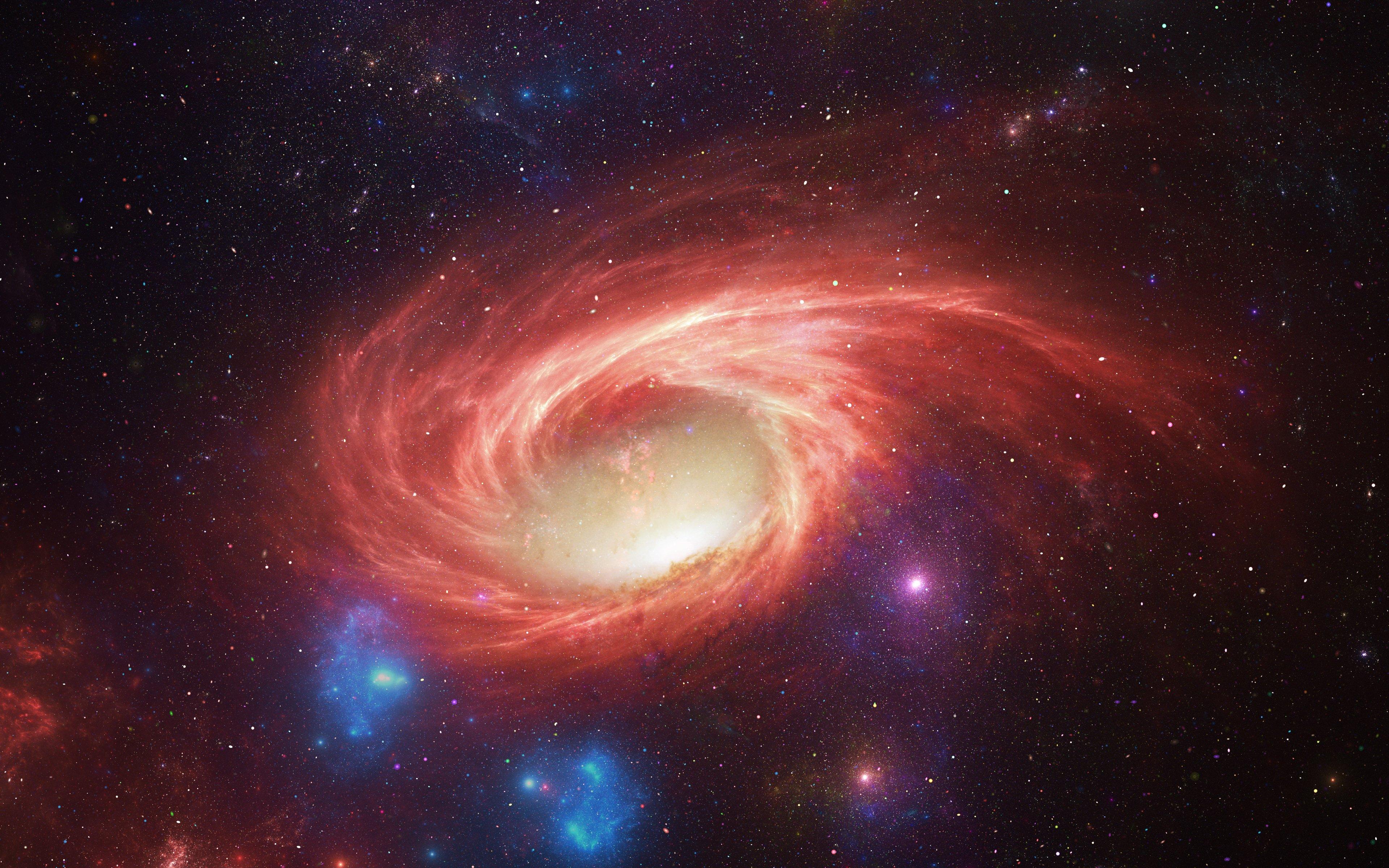 Fondos de pantalla Galaxia en espiral