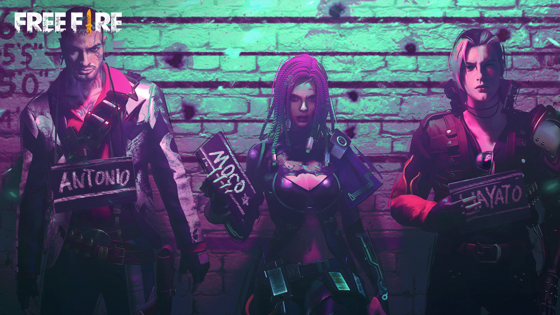 Garena Free Fire Wallpaper Full Hd Id3255