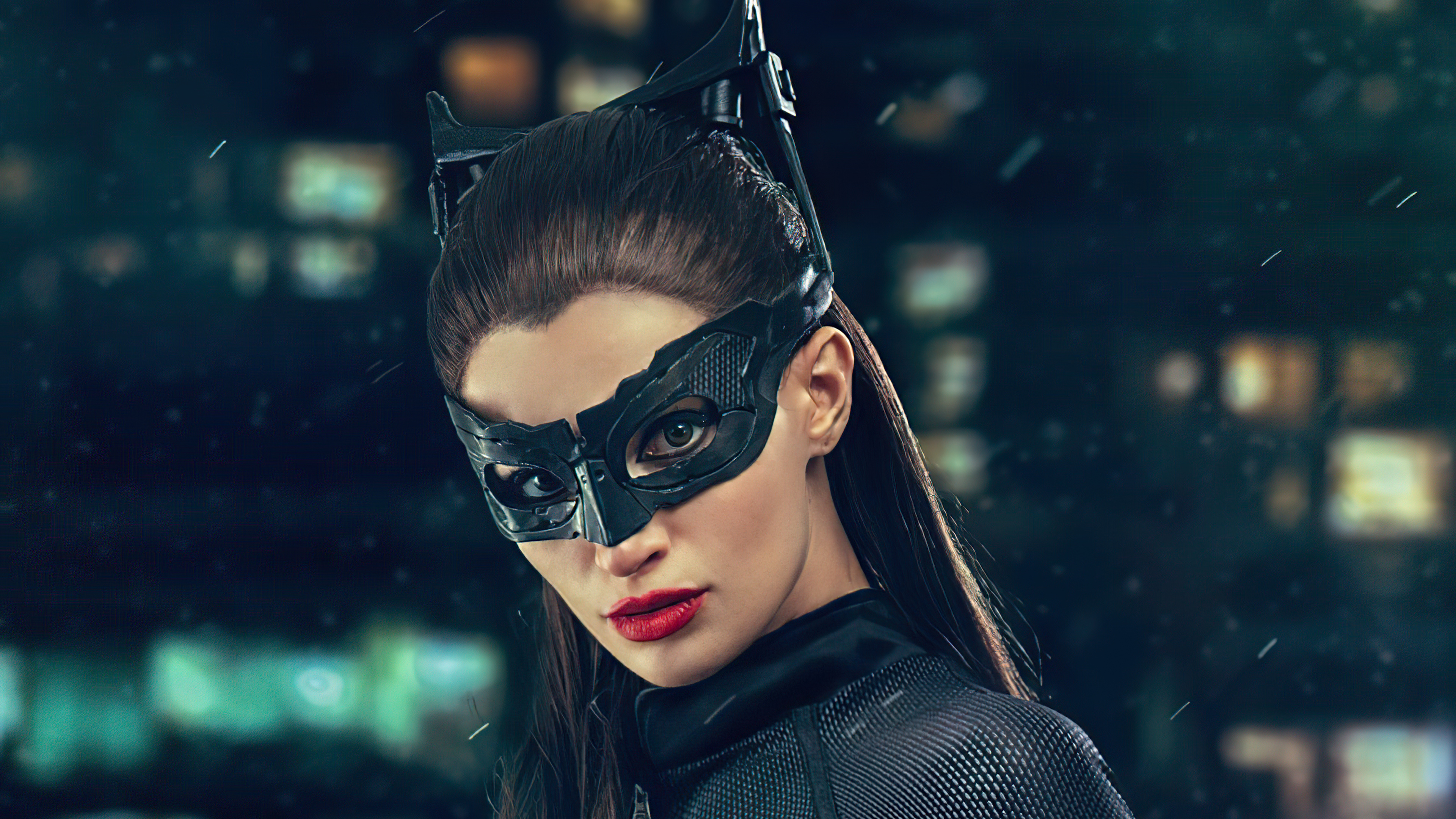 Wallpaper Catwoman Cosplay