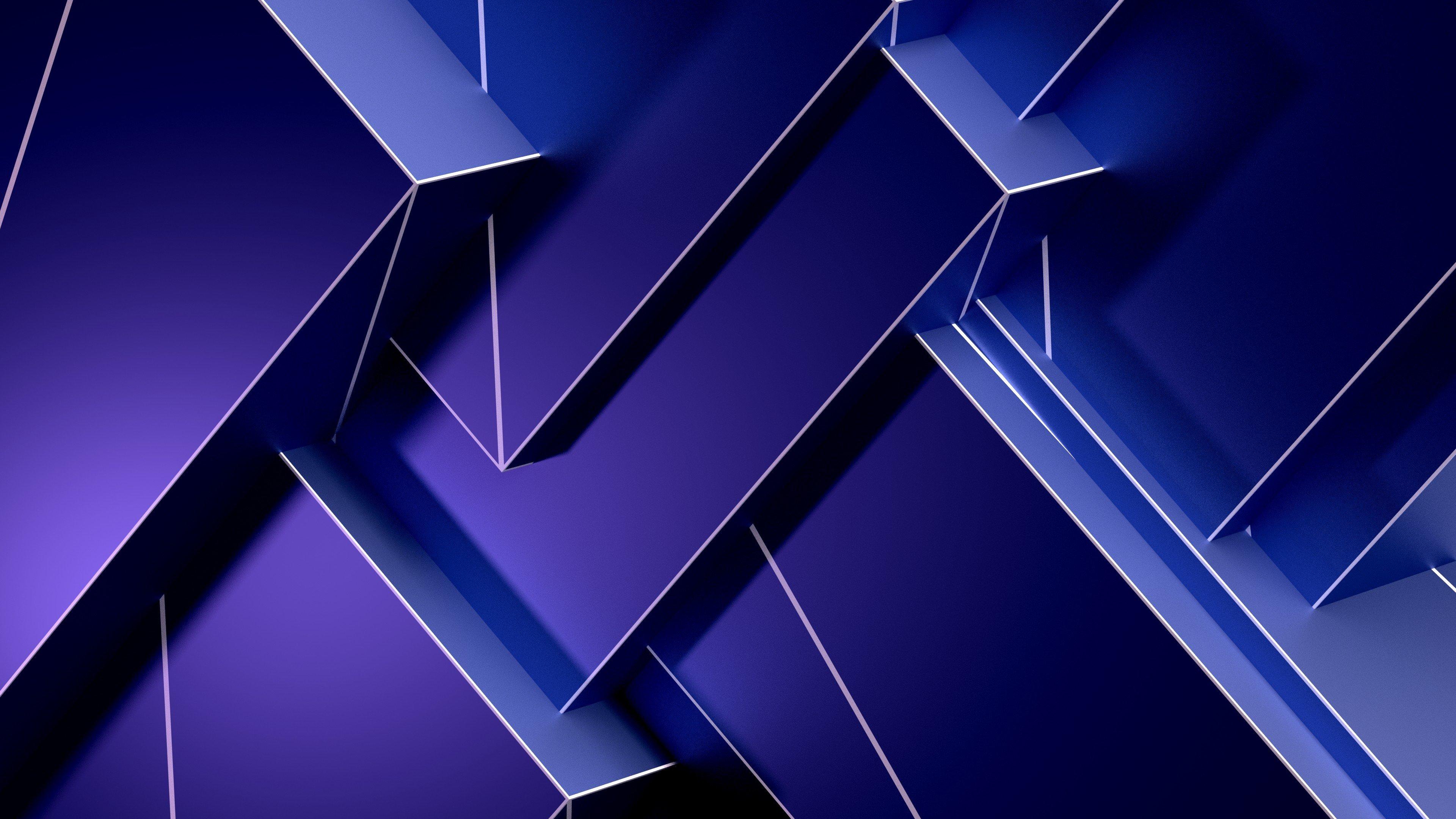 Fondos de pantalla Geometría 3D