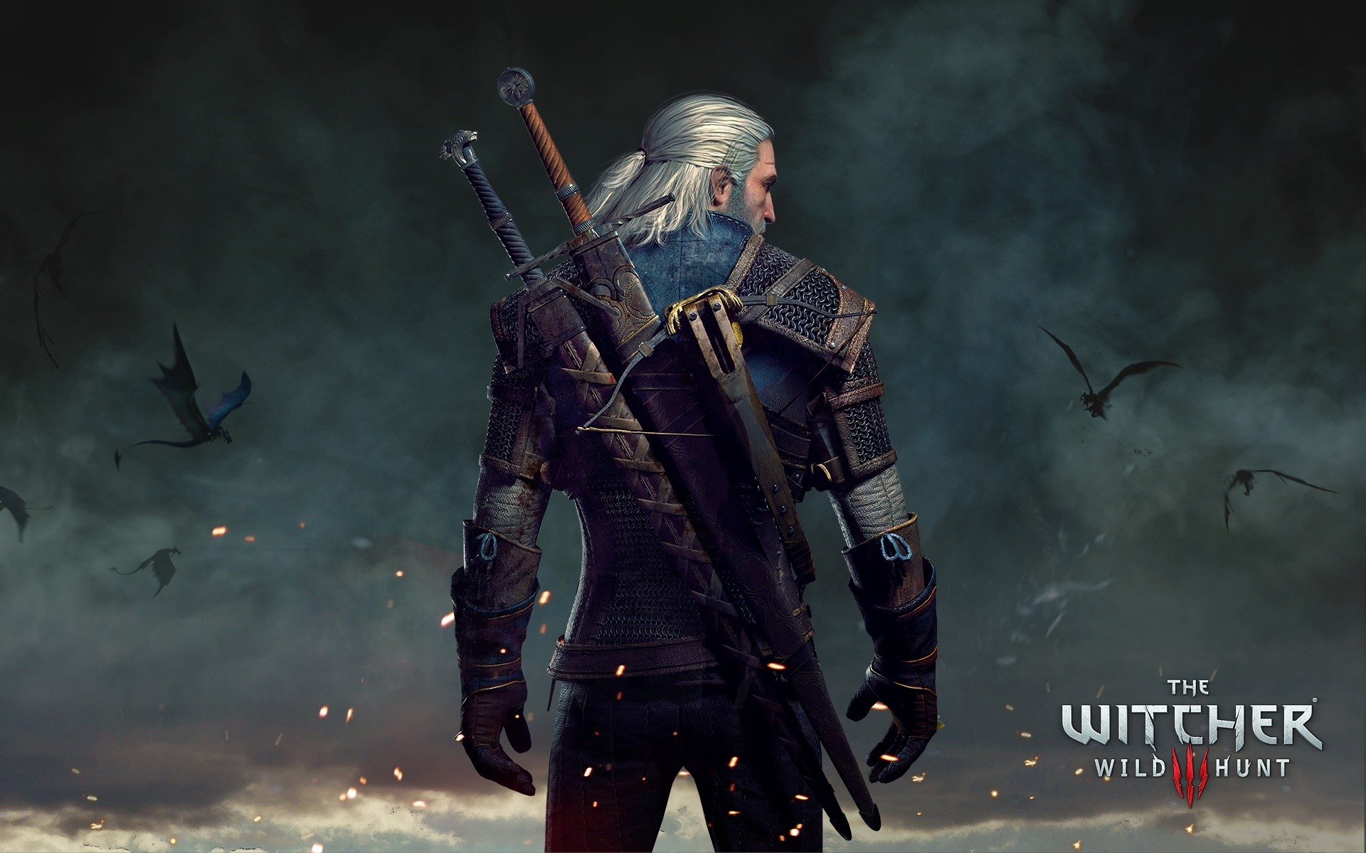 Geralt In The Witcher 3 Wallpaper Full Hd Id2068