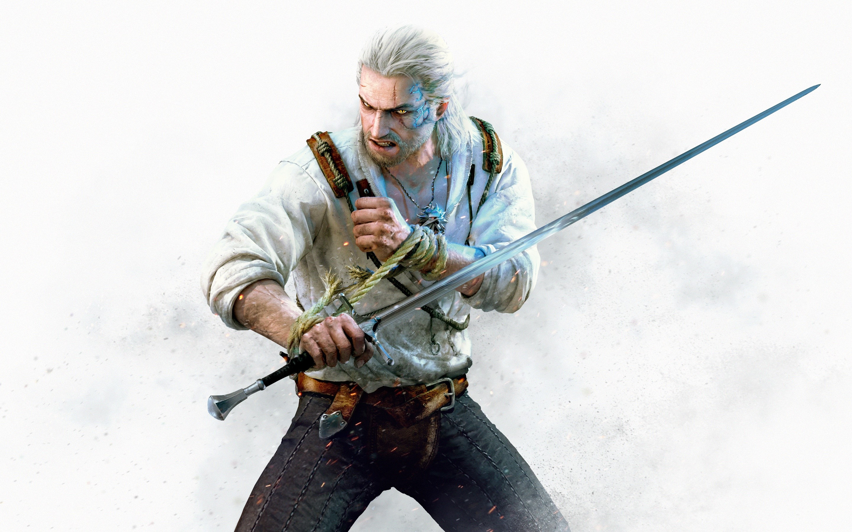 Fondos de pantalla Geralt the witcher 3 Hearts of Stone