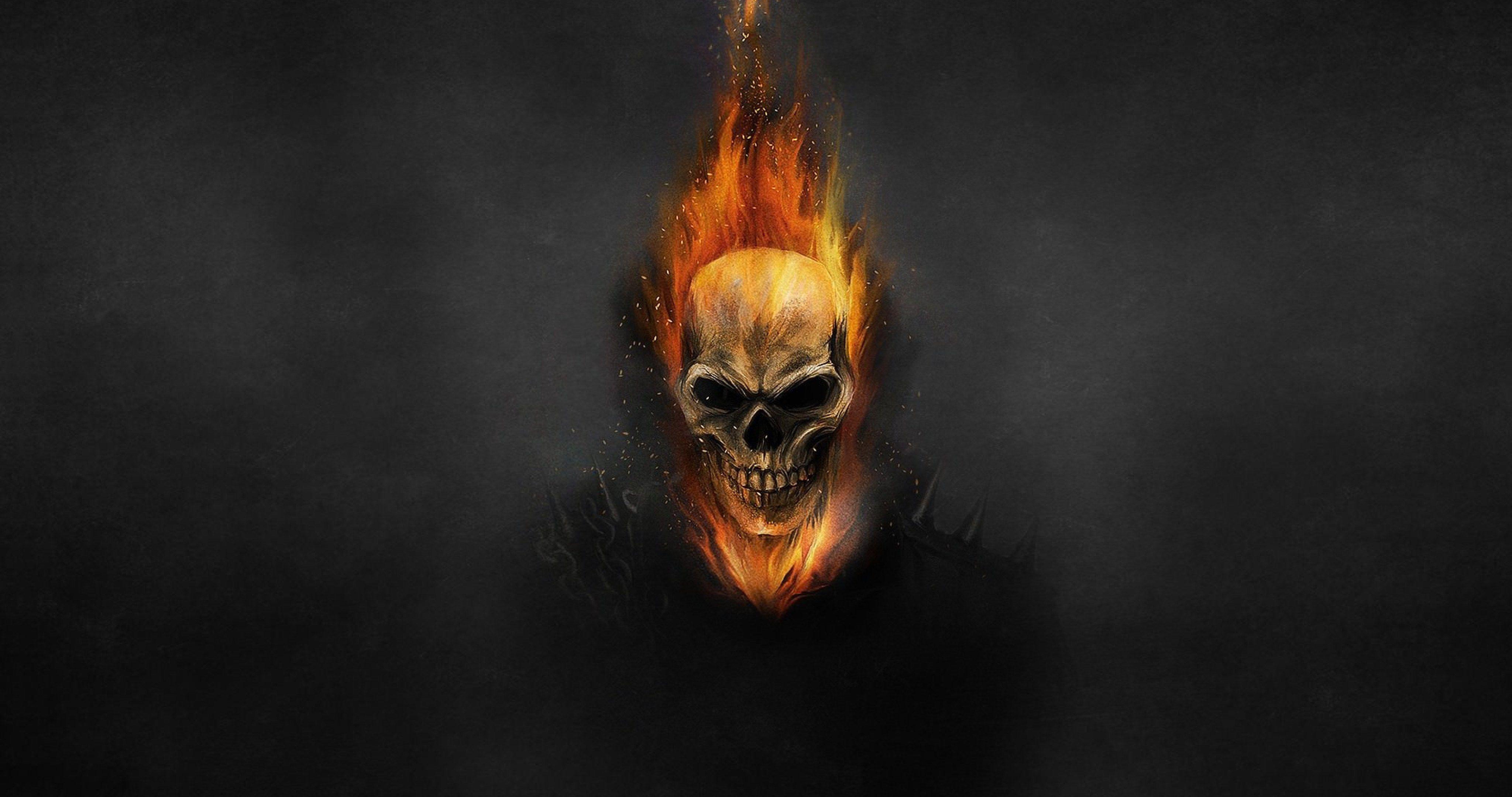 Fondos de pantalla Ghost Rider Fanart