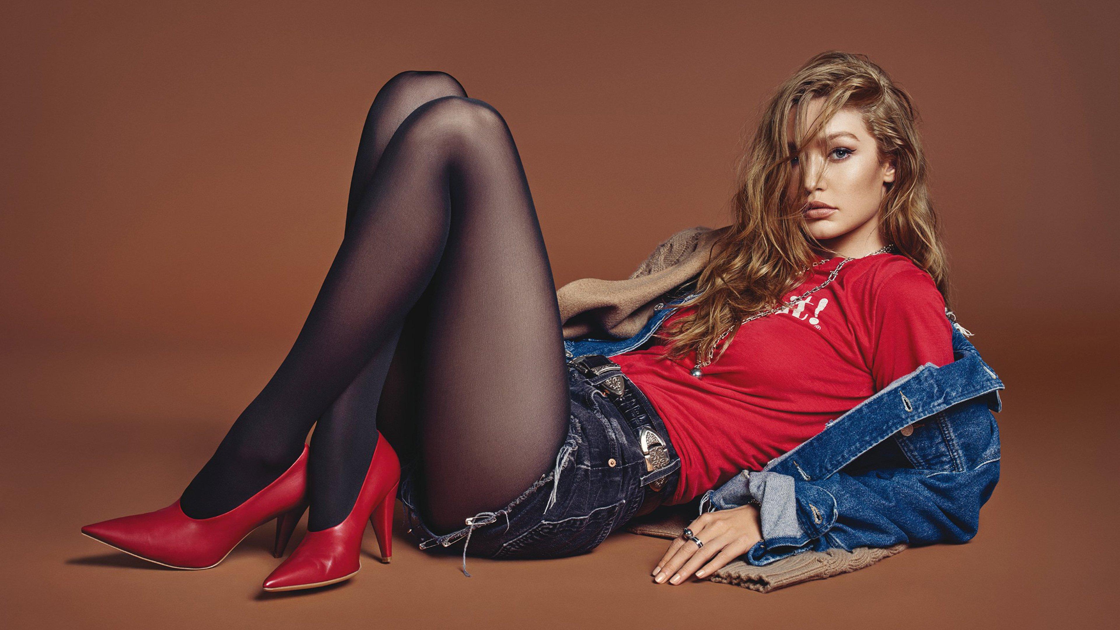 Fondos de pantalla Gigi Hadid para Vogue