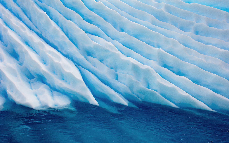 Fondos de pantalla Glaciar del oceano