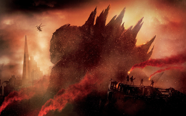 Fondos de pantalla Godzilla
