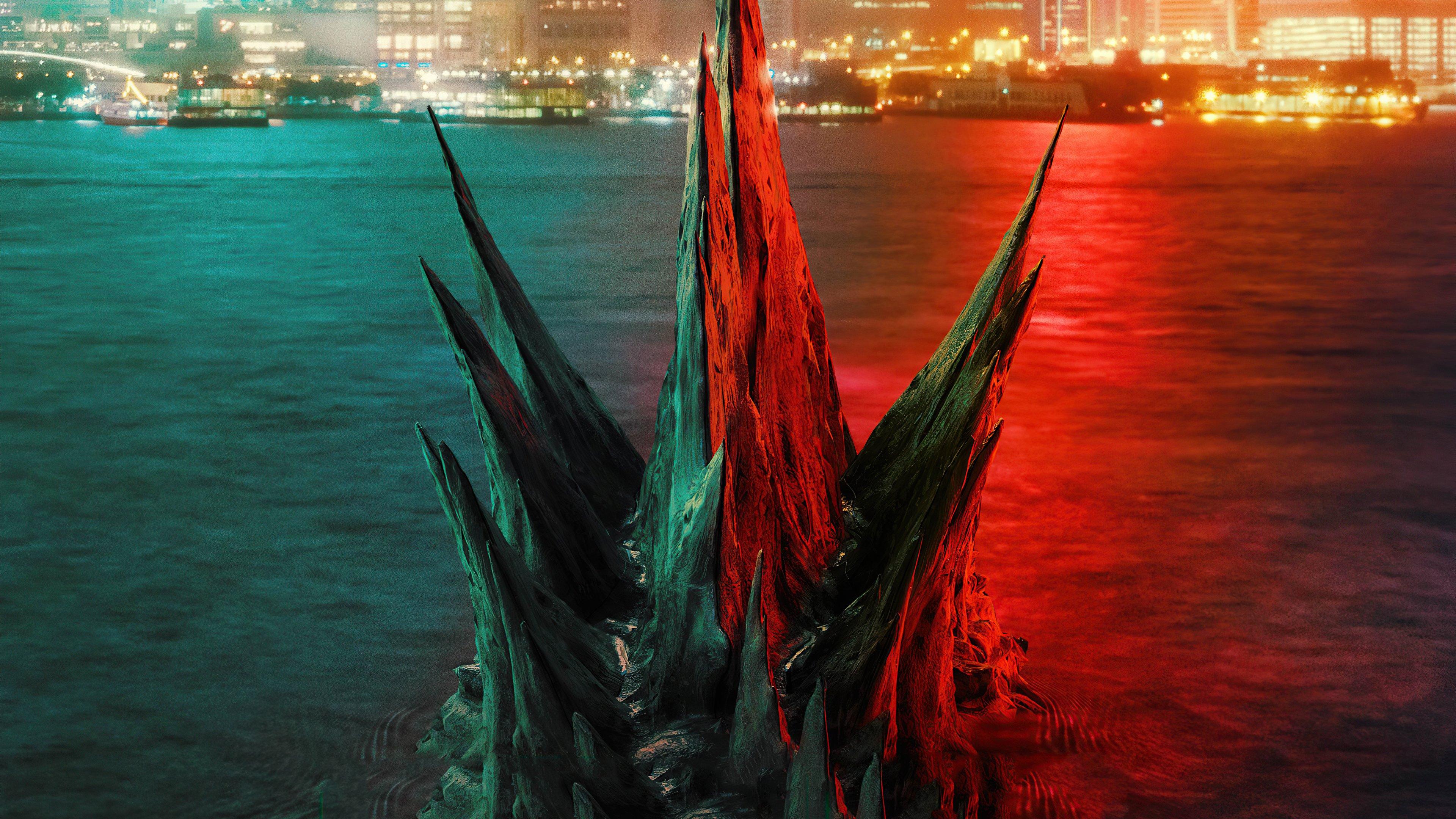 Fondos de pantalla Godzilla vs Kong 2021