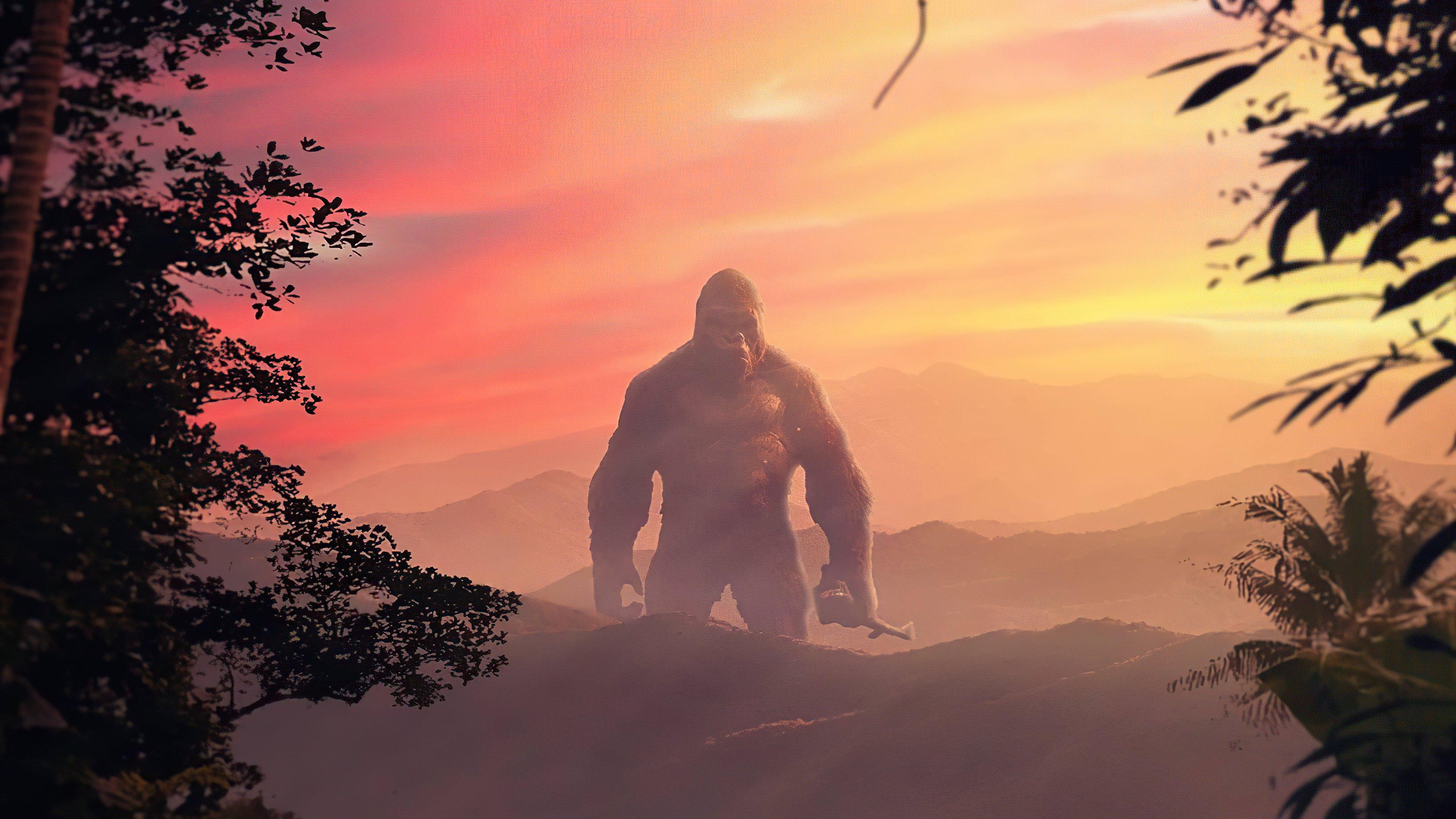Fondos de pantalla Godzilla vs Kong Poster