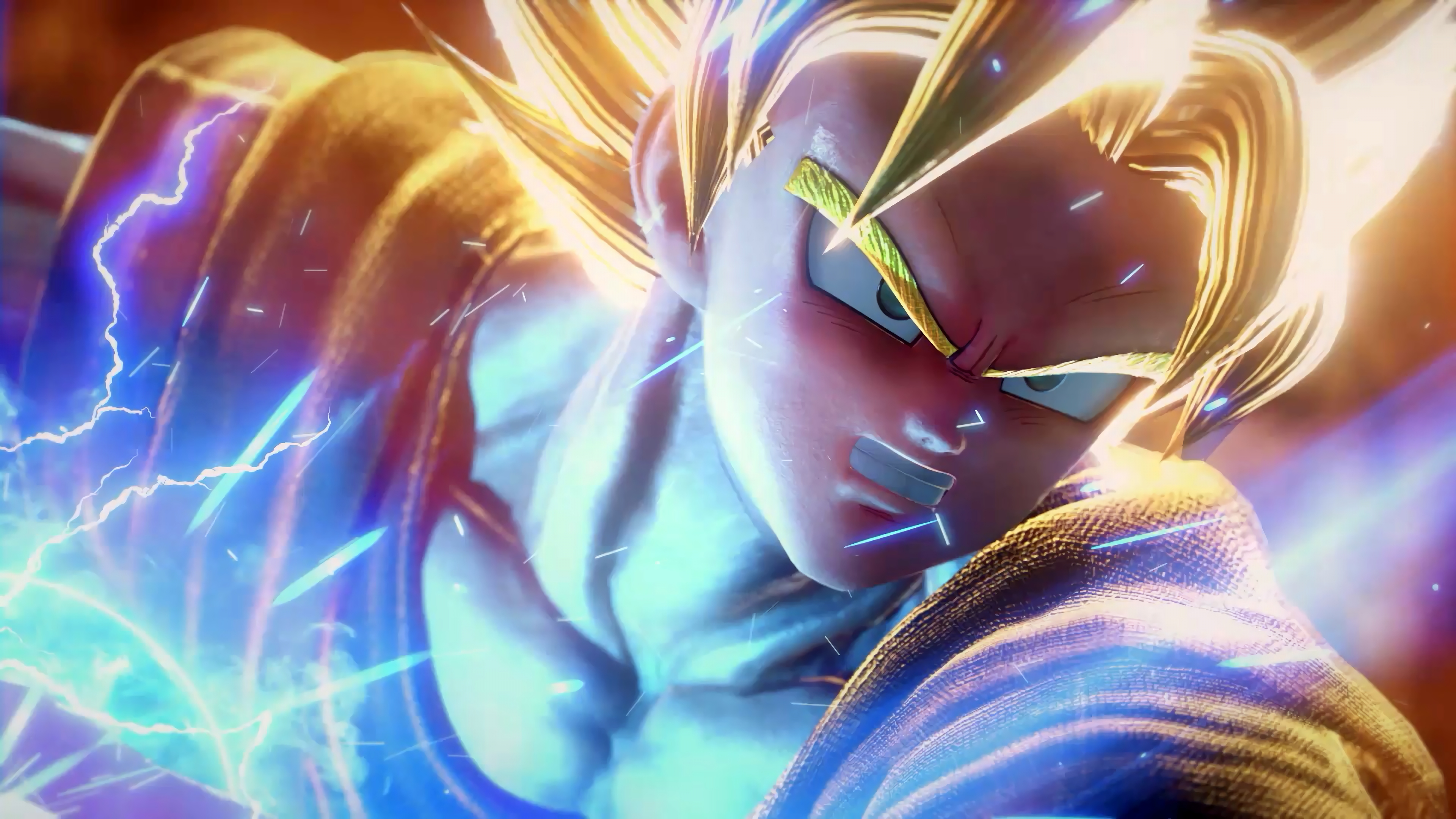 Goku De Dragon Ball En Jump Force Fondo De Pantalla 4k Ultra