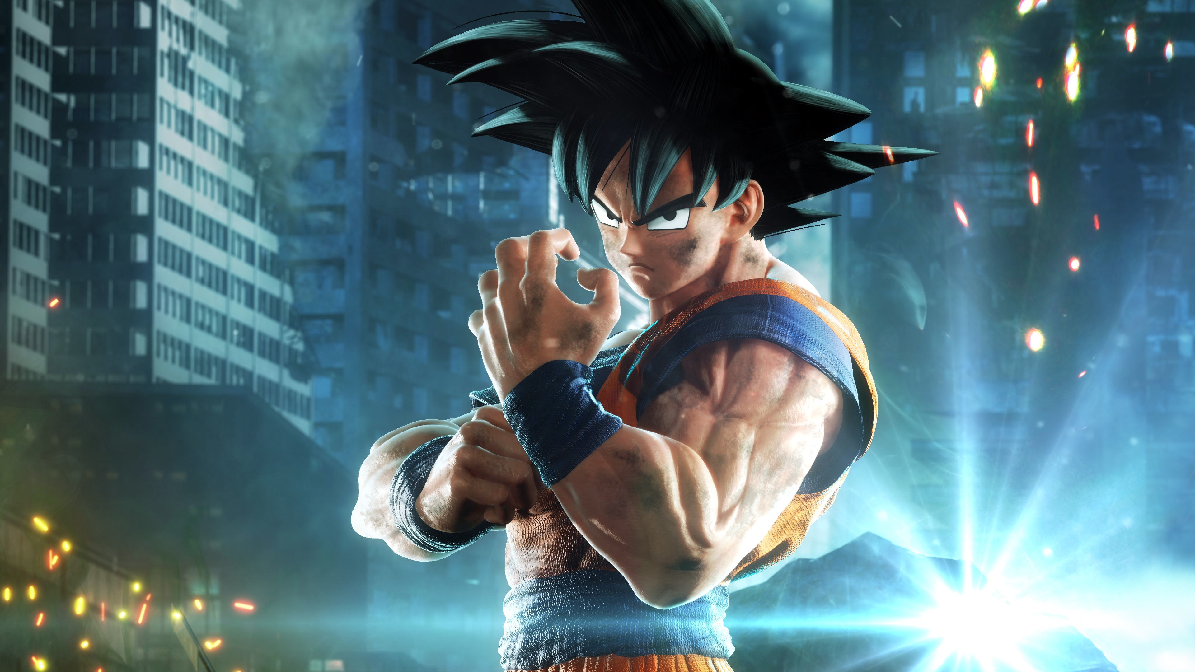 Fondos de pantalla Goku de Dragon Ball en Jump Force
