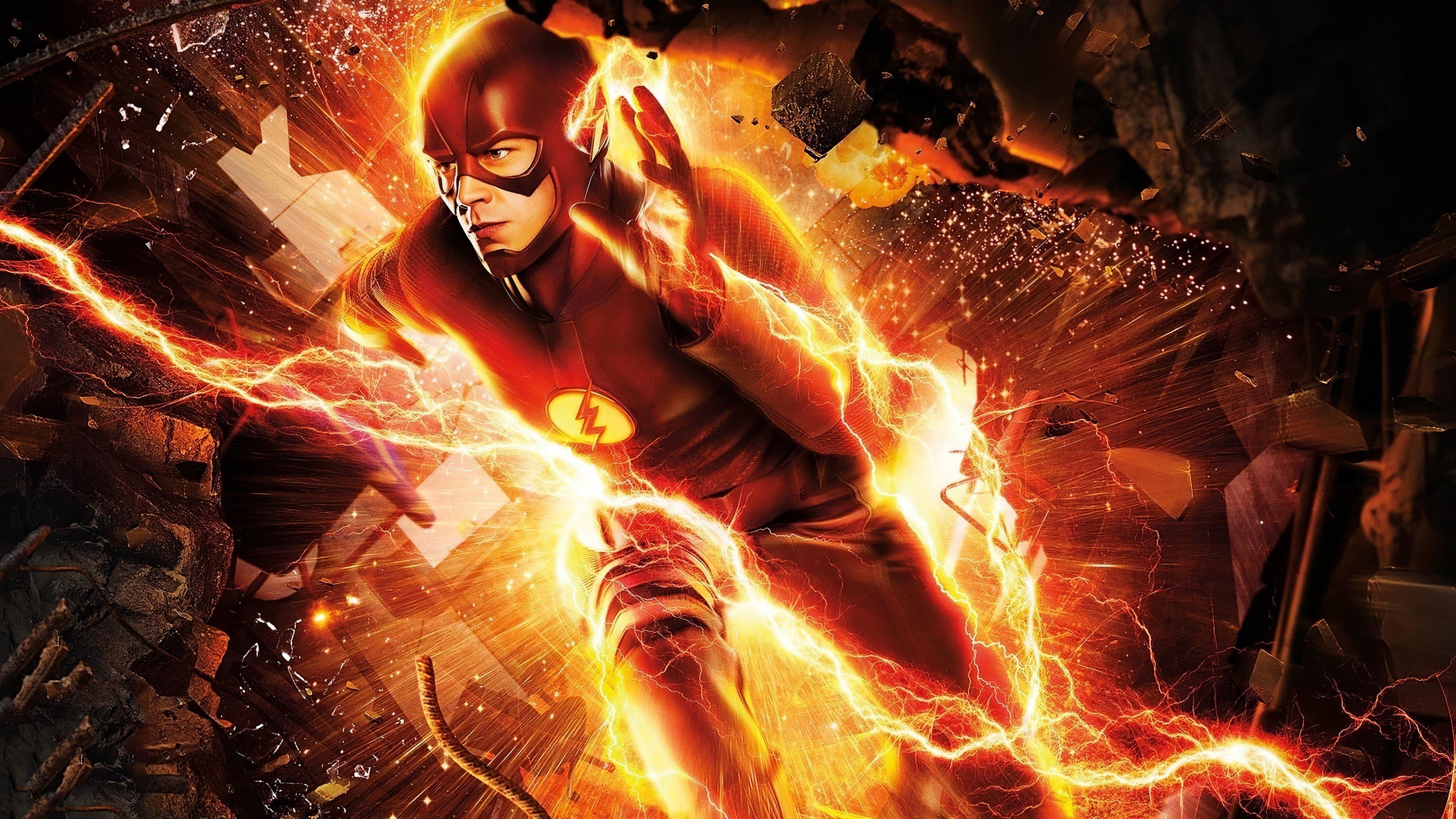 Wallpaper Gastin Gustin running as Flash