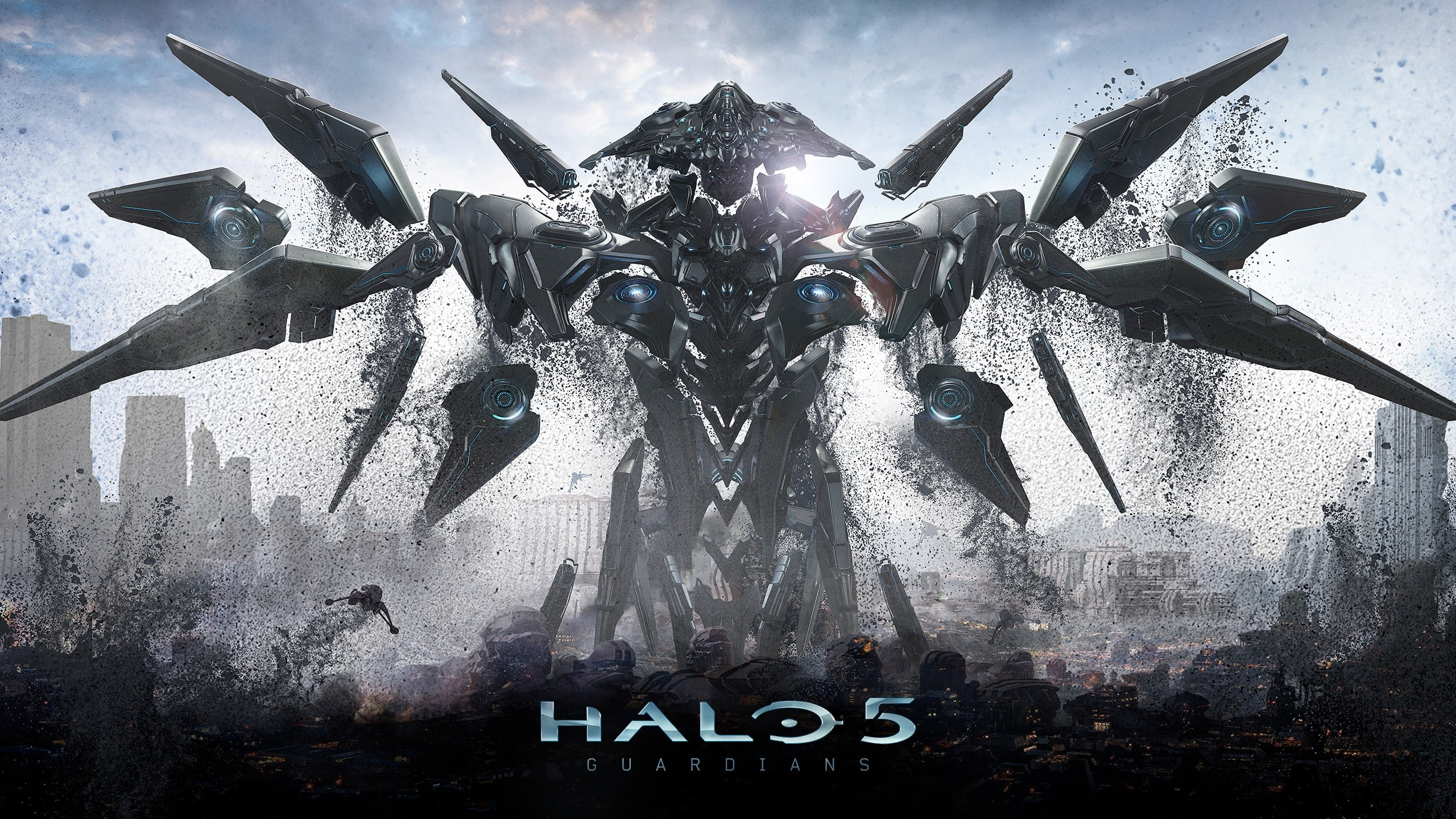 Fondo de pantalla de Guardian en Halo 5 Guardians Imágenes
