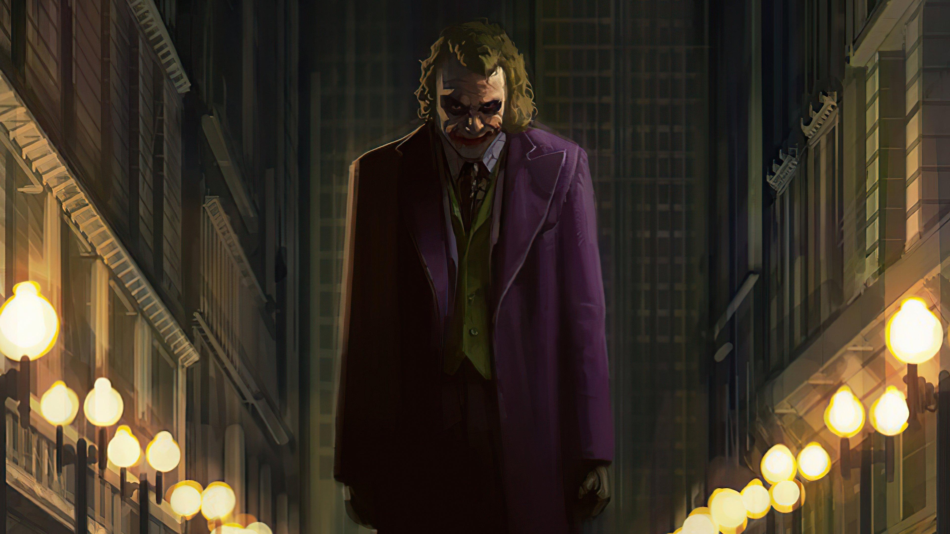 Wallpaper Joker with gun Poster