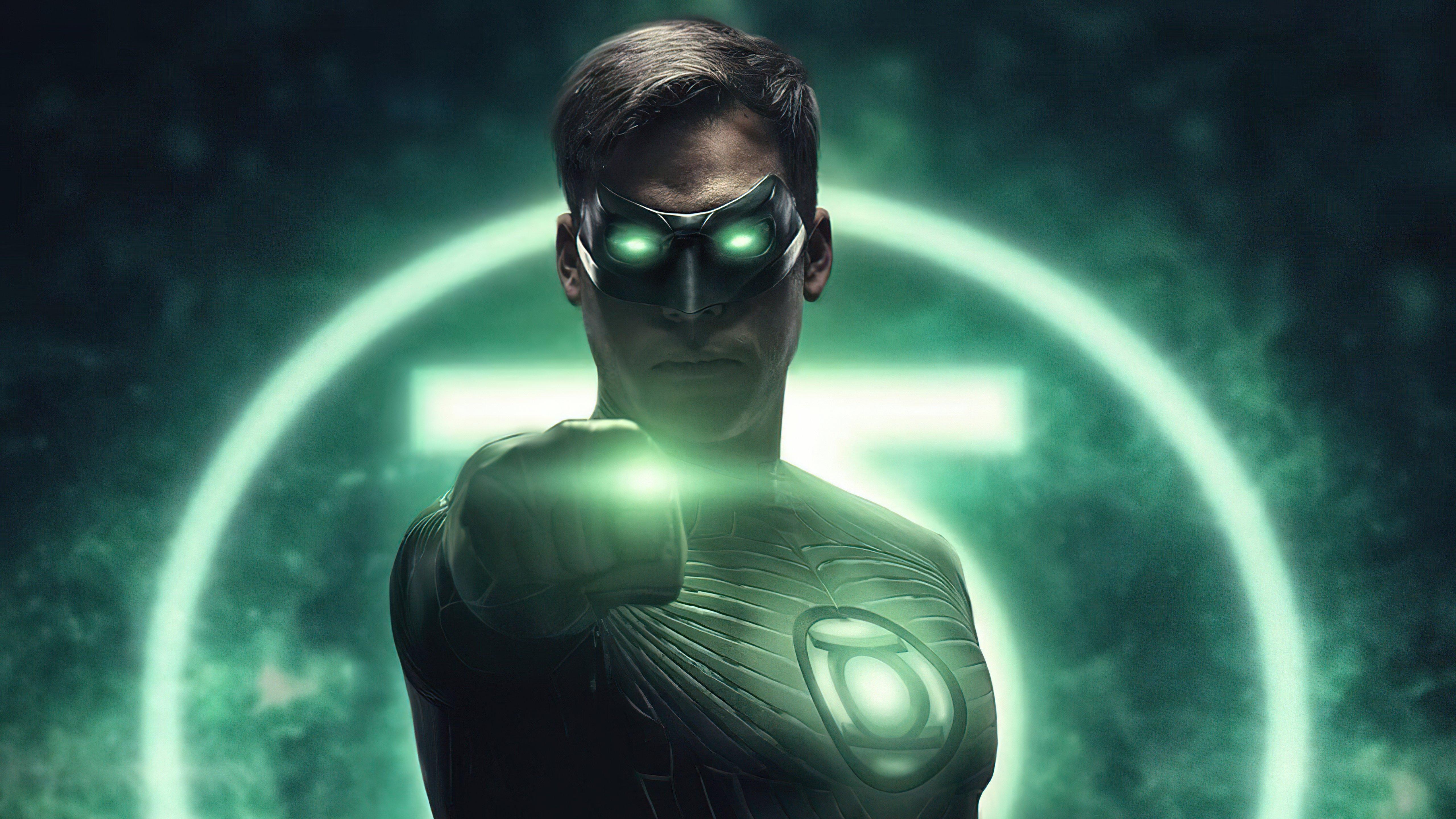 Fondos de pantalla Hal Jordan Linterna Verde