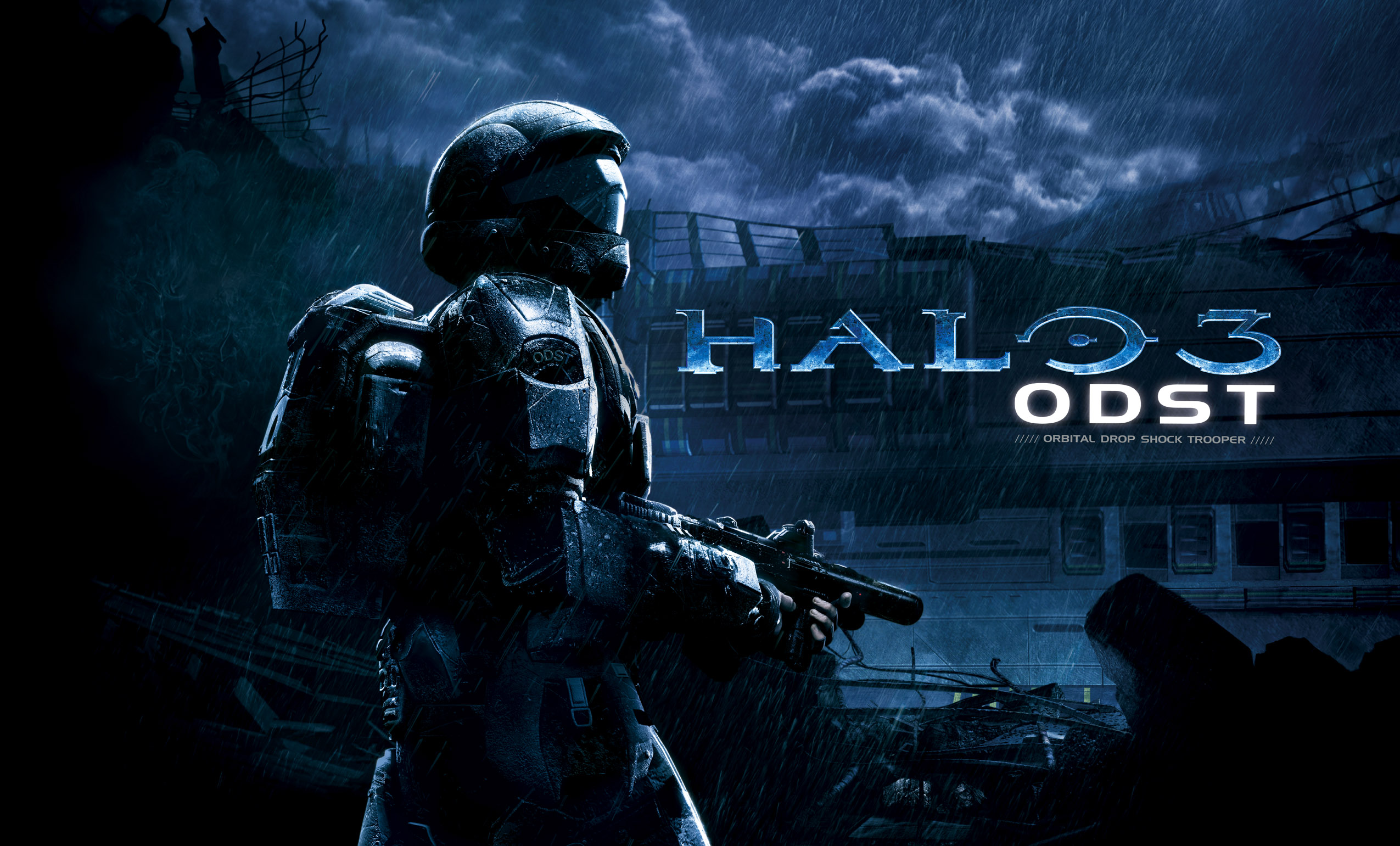 Fondos de pantalla Halo 3 ODST Orbital Drop Shock Troopers