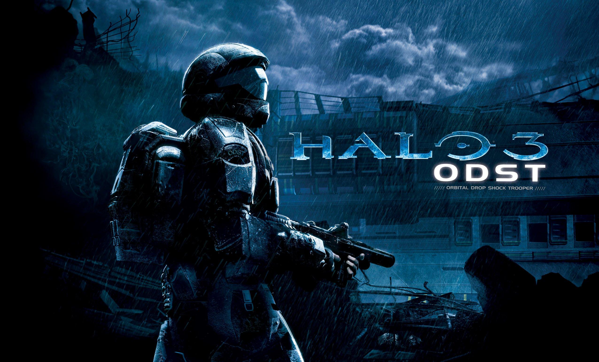 Fondos de pantalla Halo 3 ODST Orbital Drop Shock Troopers