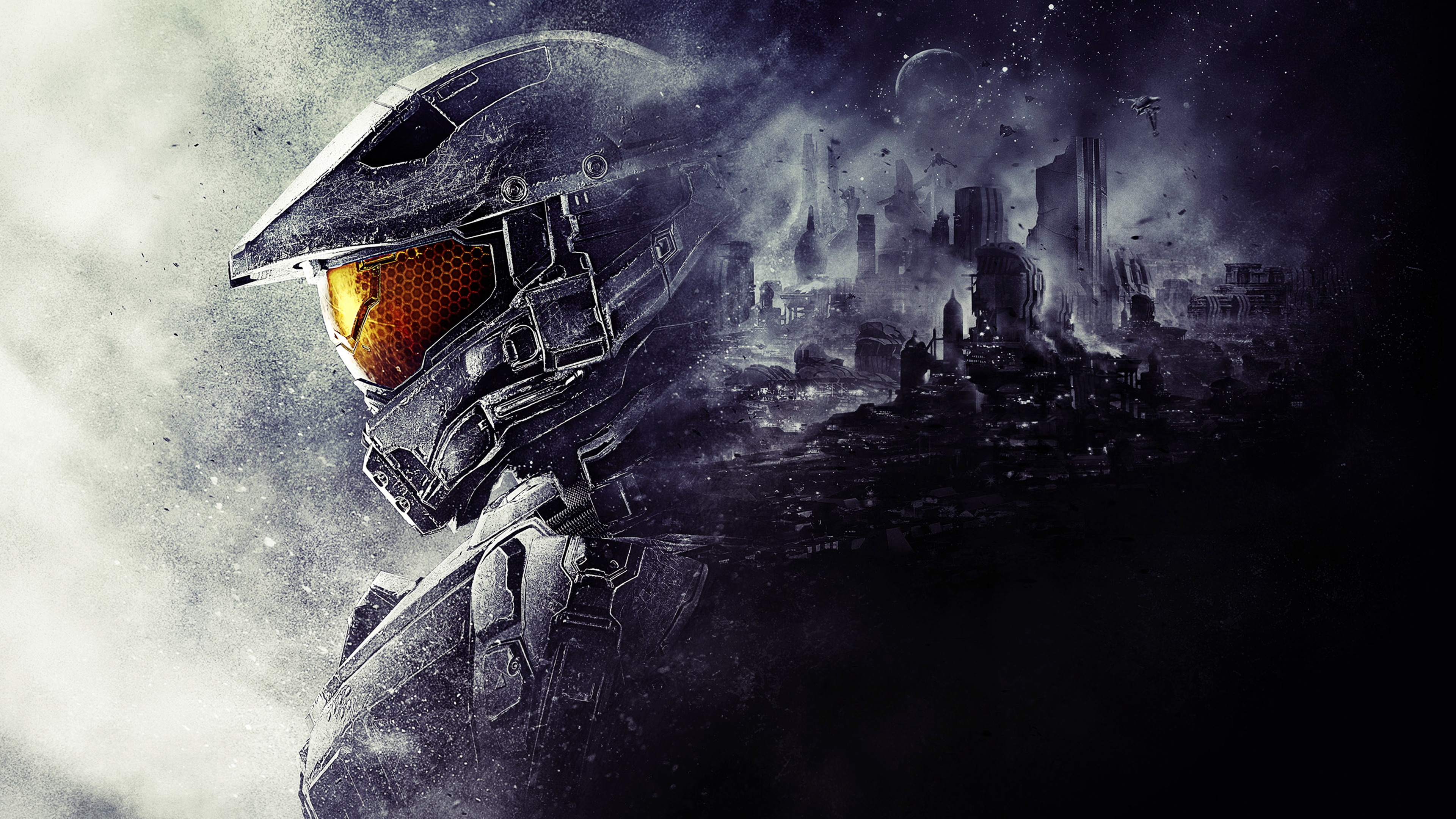 Halo 5 Guardians Fondo De Pantalla 4k Ultra Hd Id2986