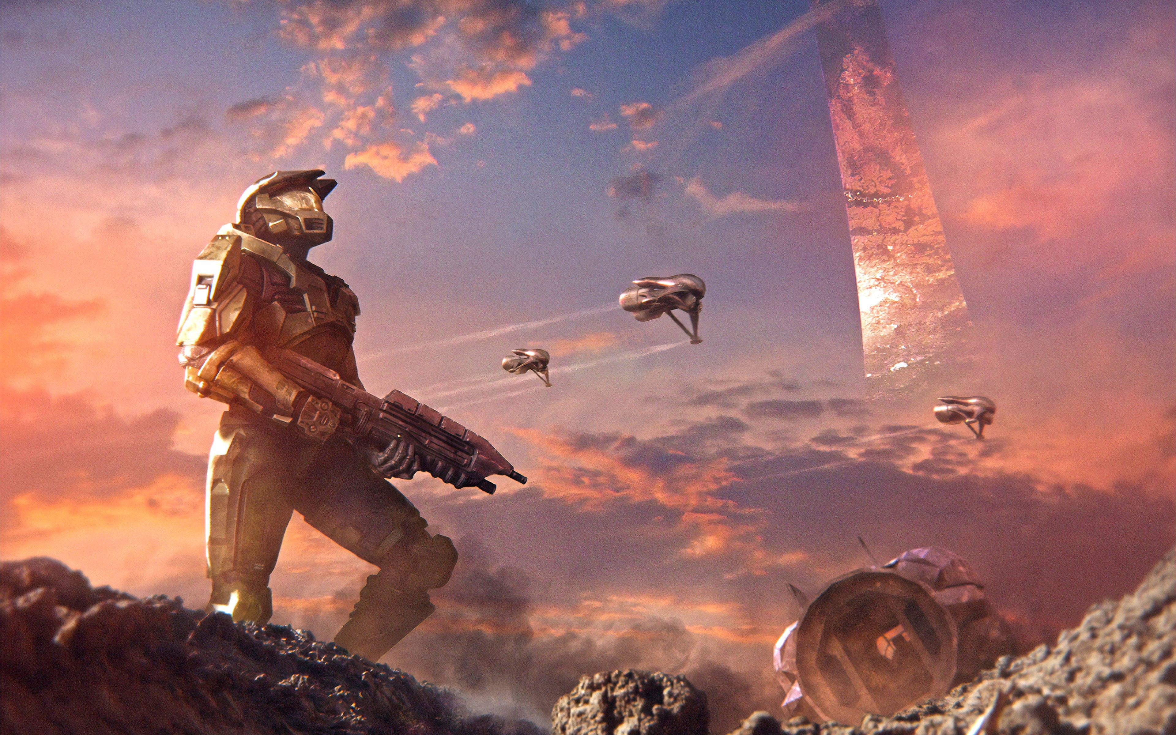 Fondos de pantalla Halo Battle For Alpha