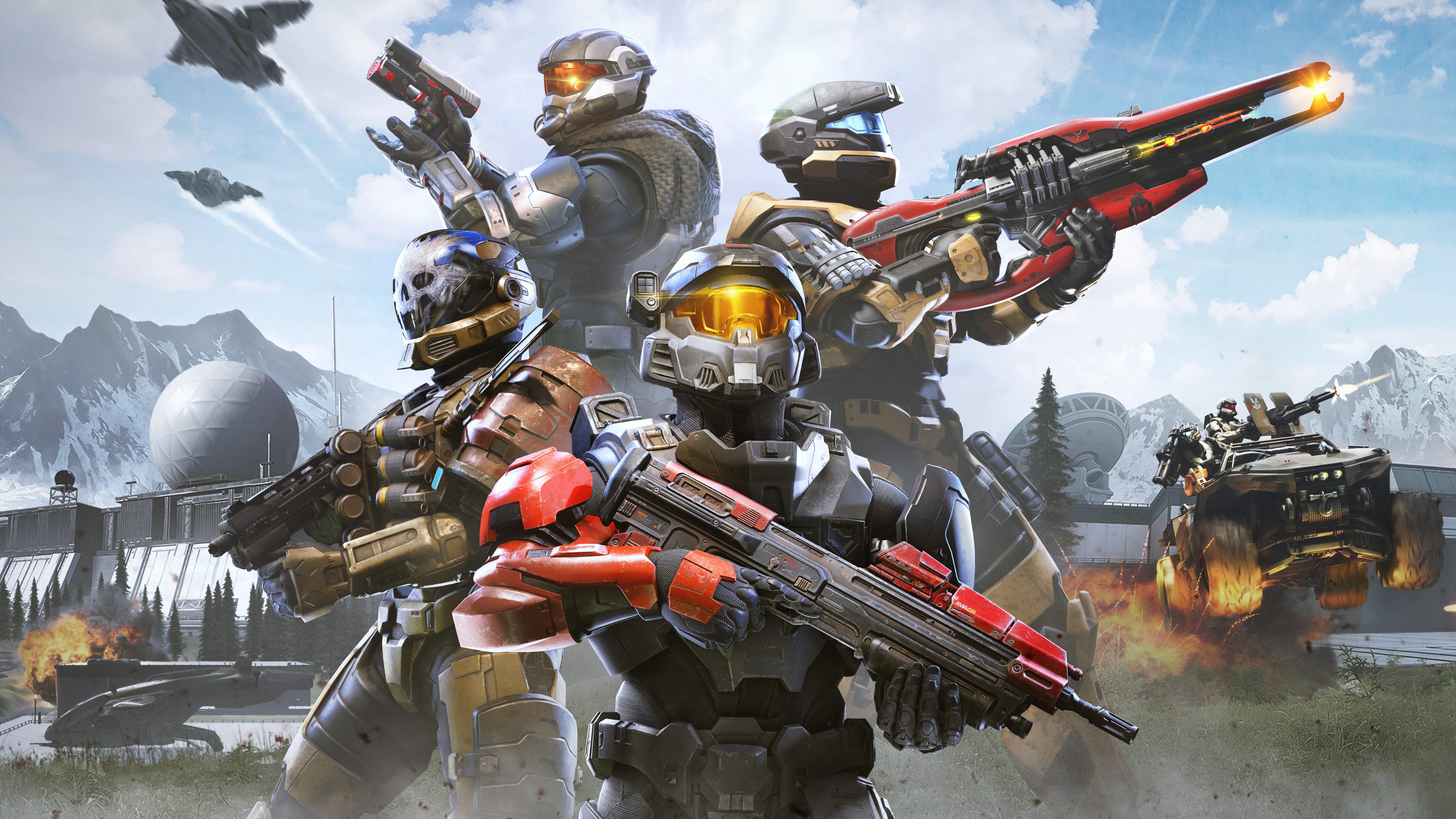 Wallpaper Halo Infinite 21