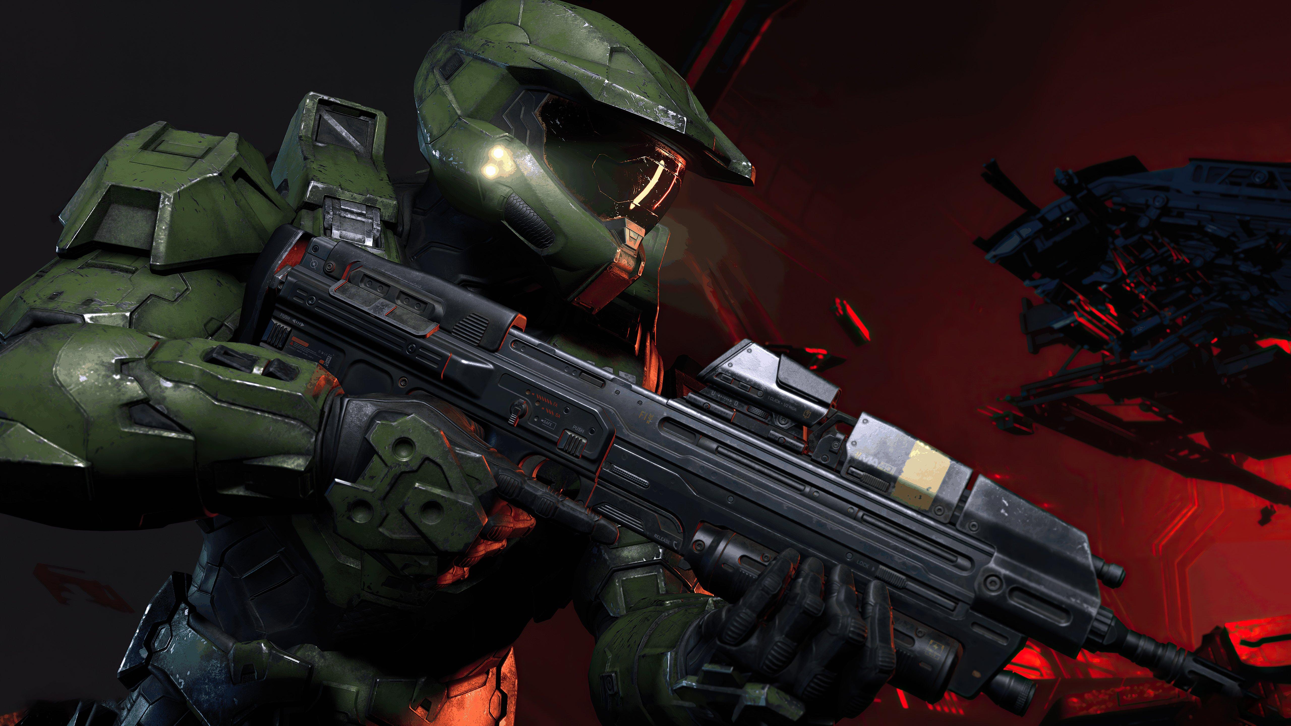 Wallpaper Halo Infinite 343 Industries