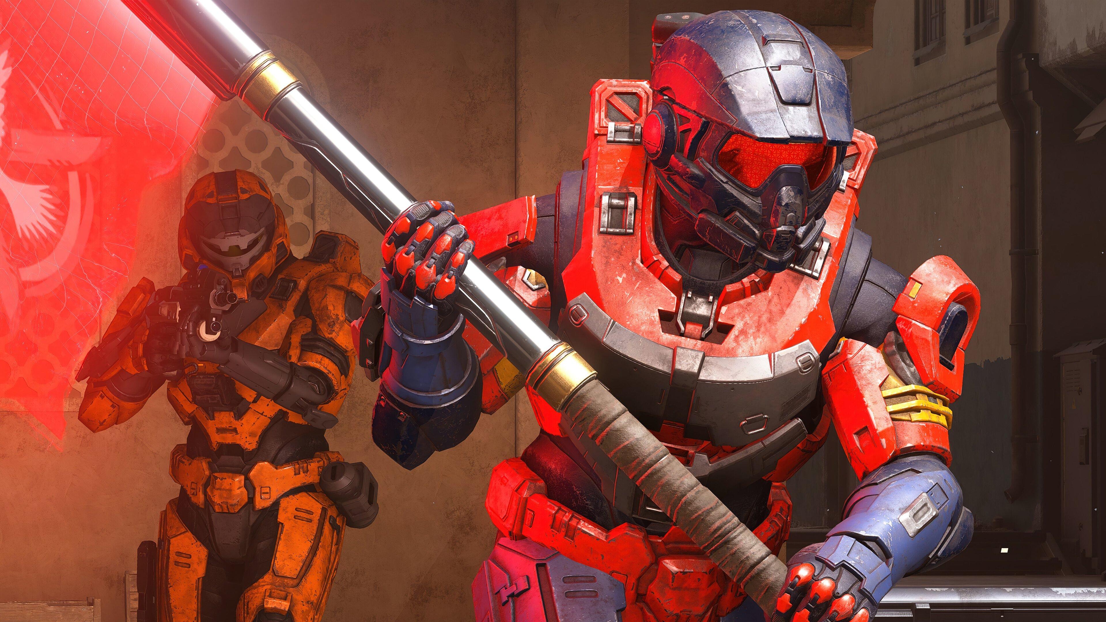 Wallpaper Halo Infinite Multiplayer