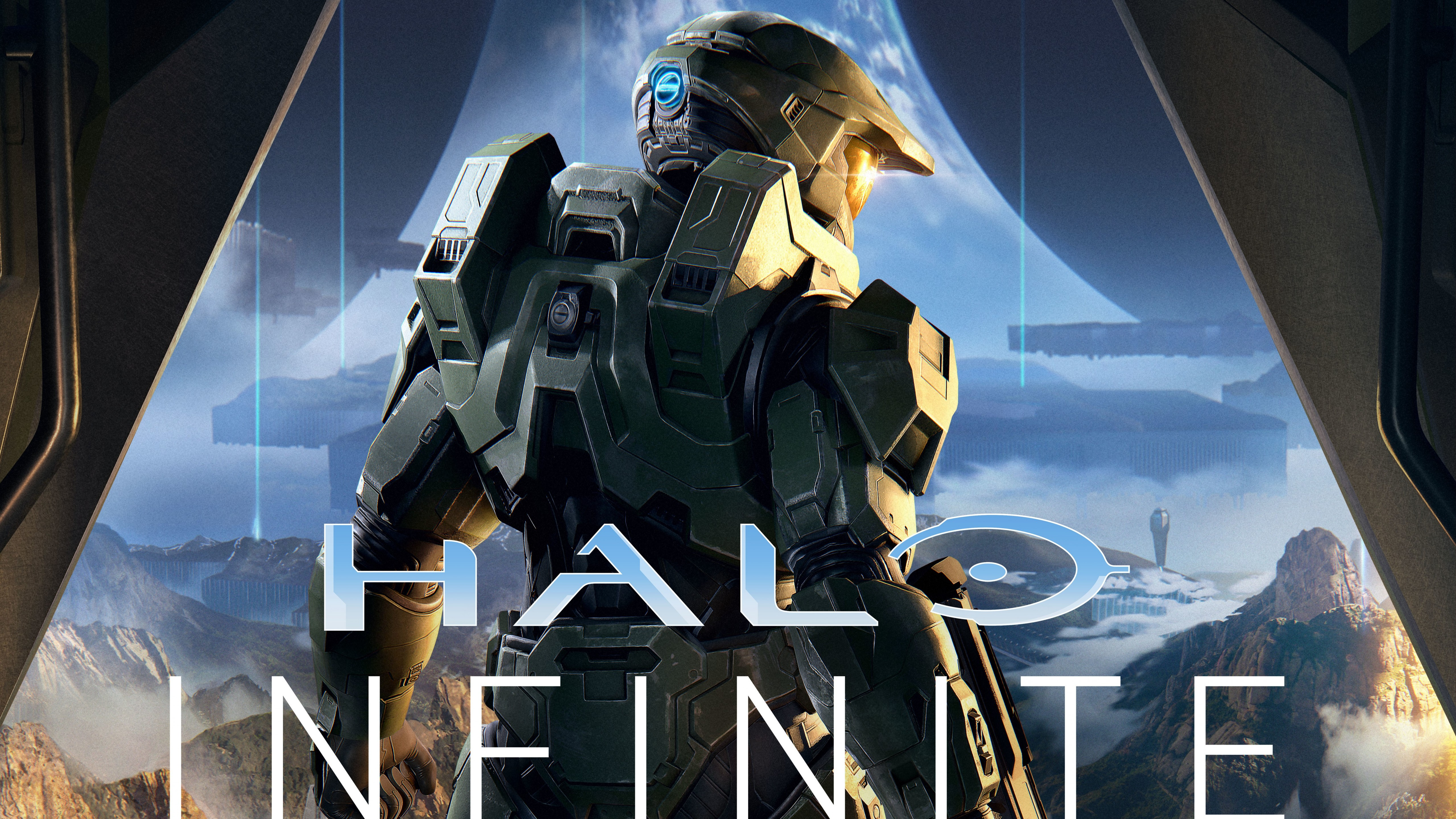 Fondos de pantalla Halo Infinite Poster