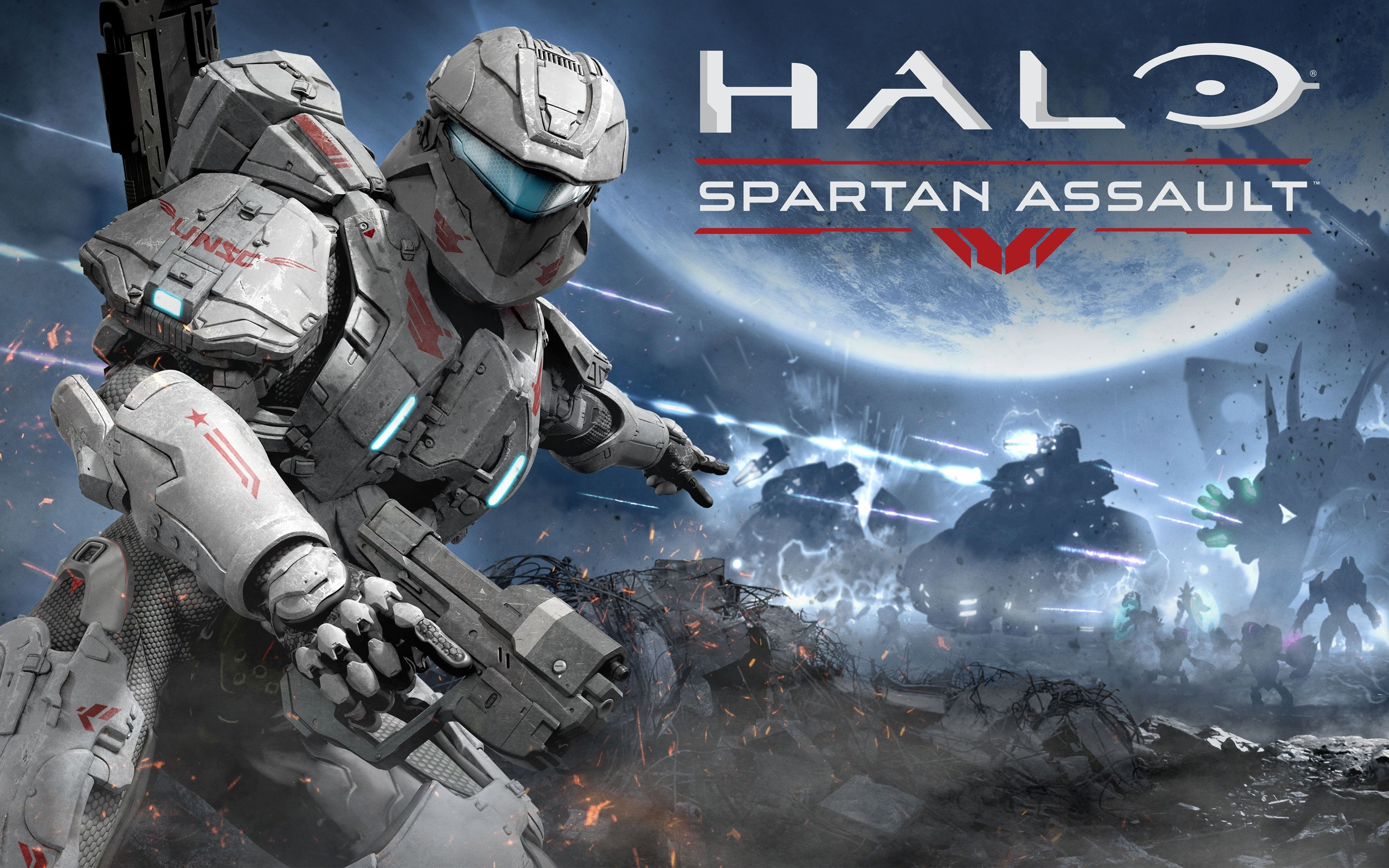 Wallpaper Halo Spartan Assault Images