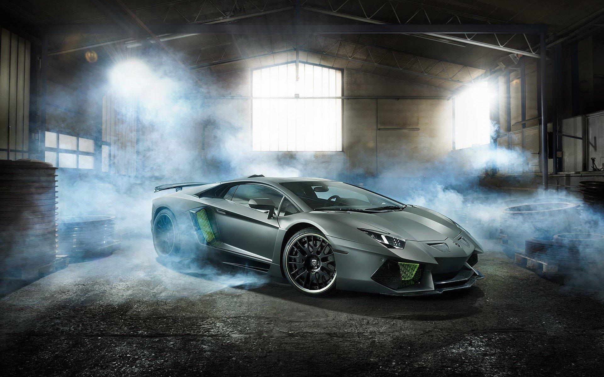 Fondos de pantalla Hamann Lamborghini Aventador 2014