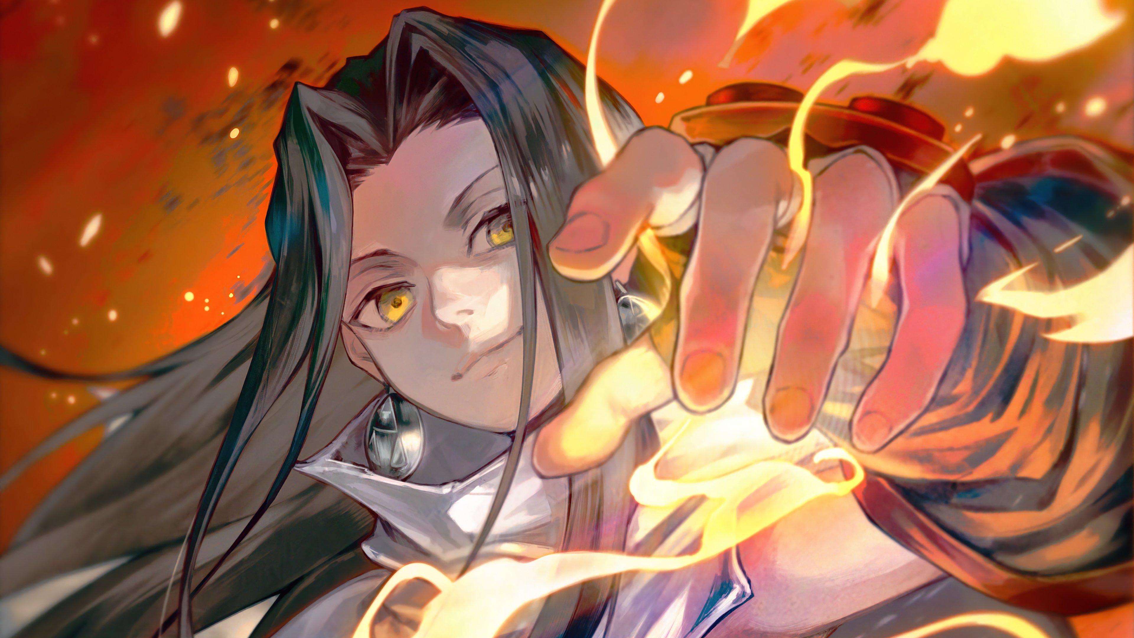 Fondos de pantalla Anime Hao Asakura Shaman King