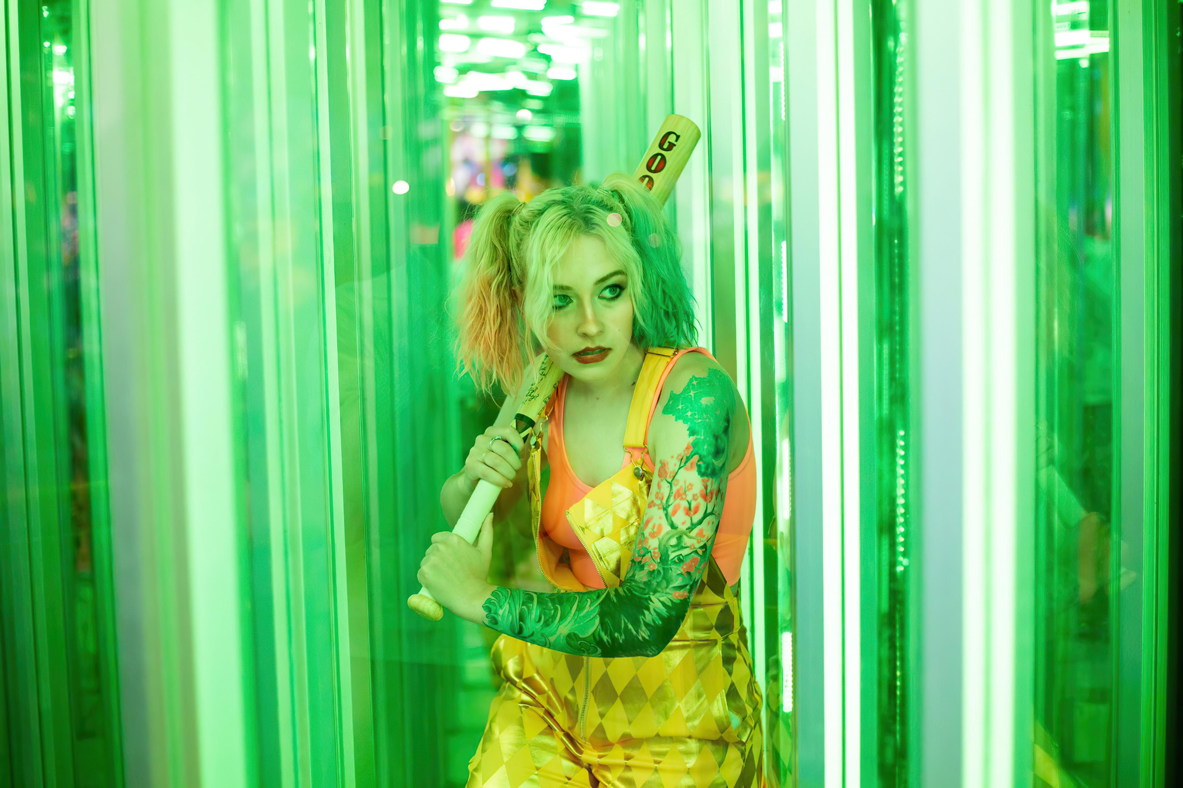 Fondos de pantalla Harley Quinn Cosplay Girl
