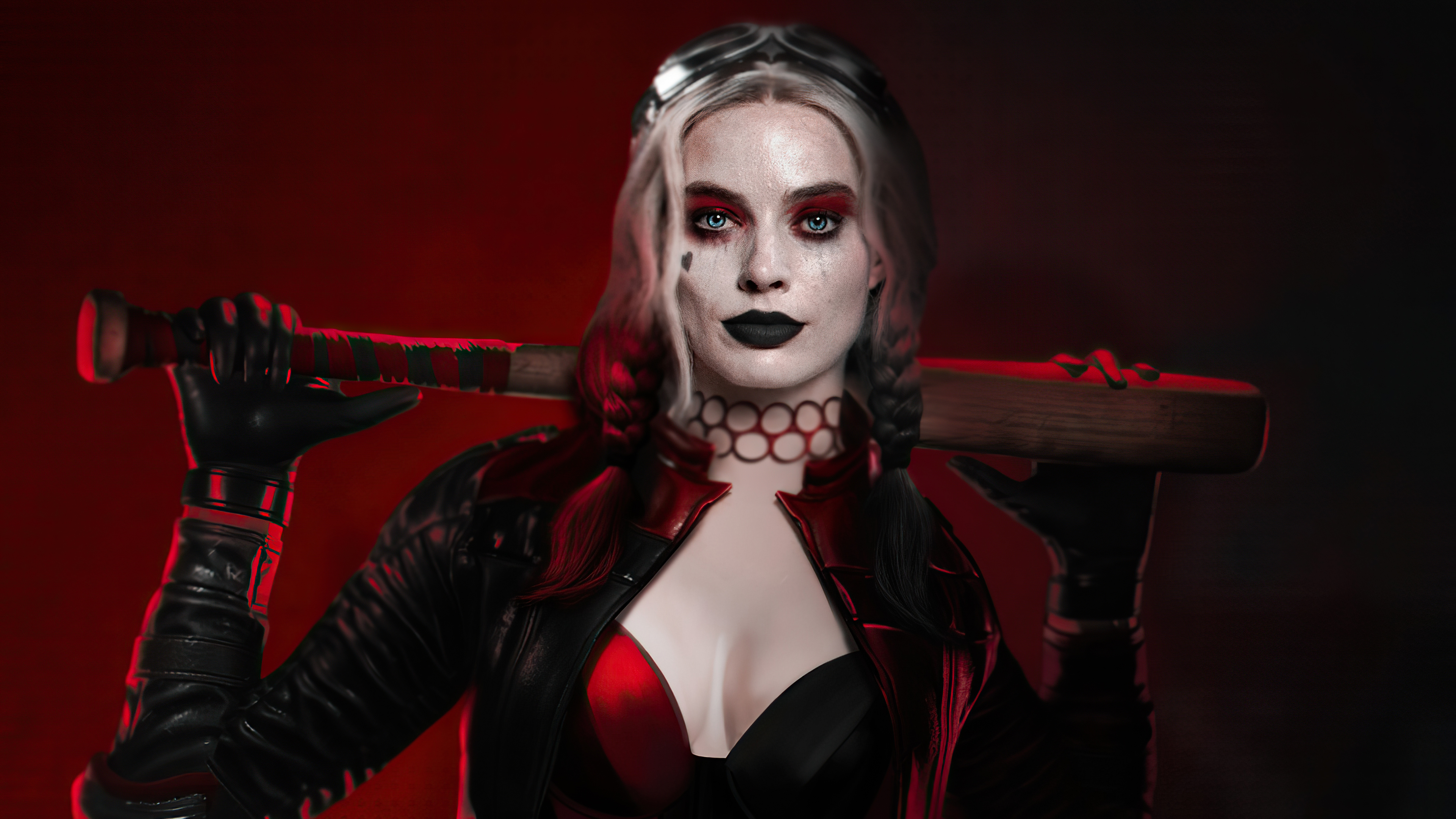 Wallpaper Harley Quinn from Suicide Squad