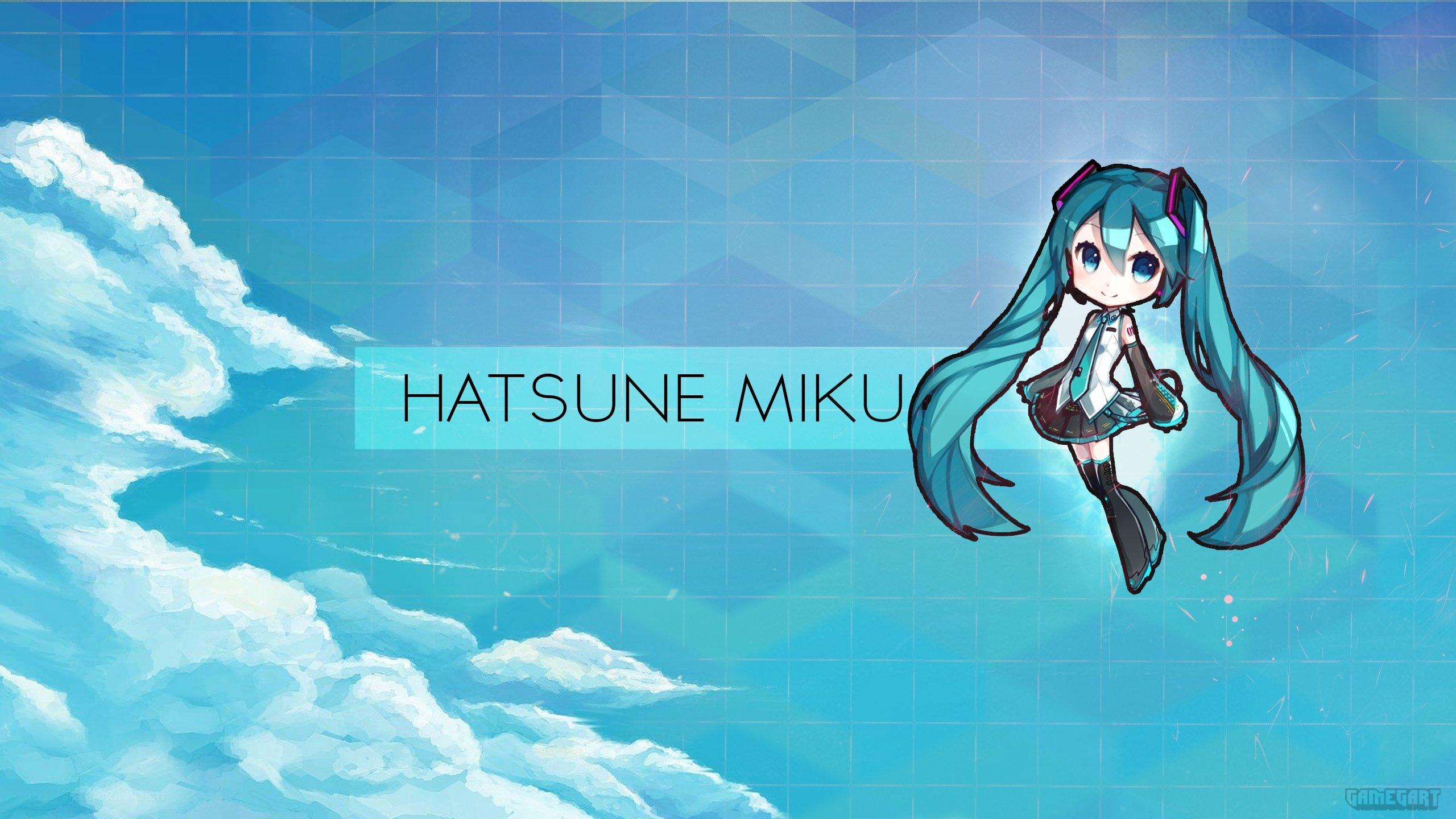 Fondos de pantalla Hatsune Miku