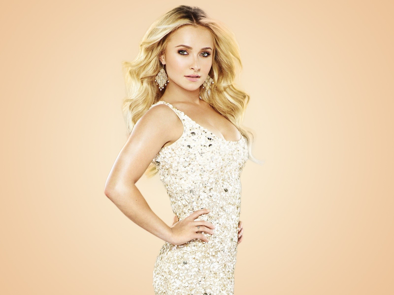 Wallpaper Hayden Panettiere en Nashville Images