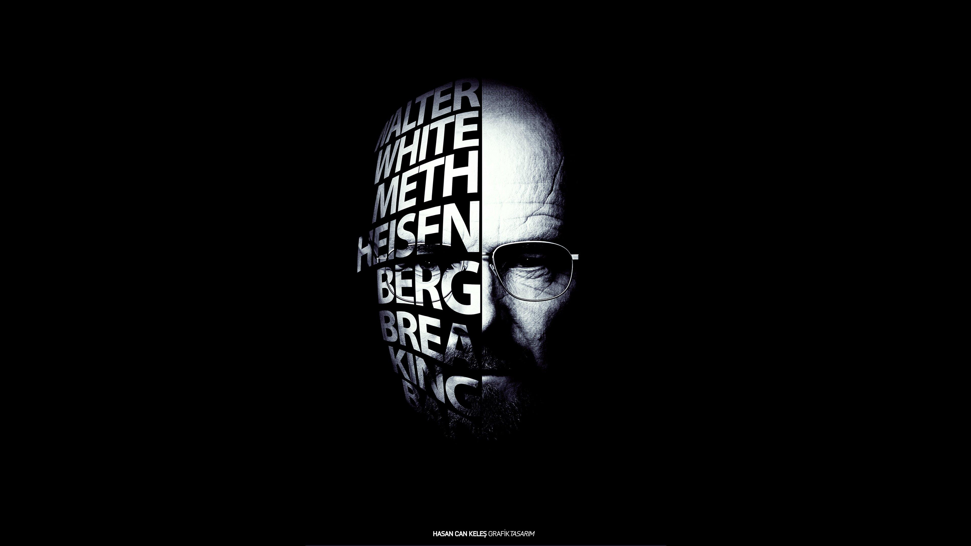 Heisenberg Breaking Bad Wallpaper 4k Ultra Hd Id3701