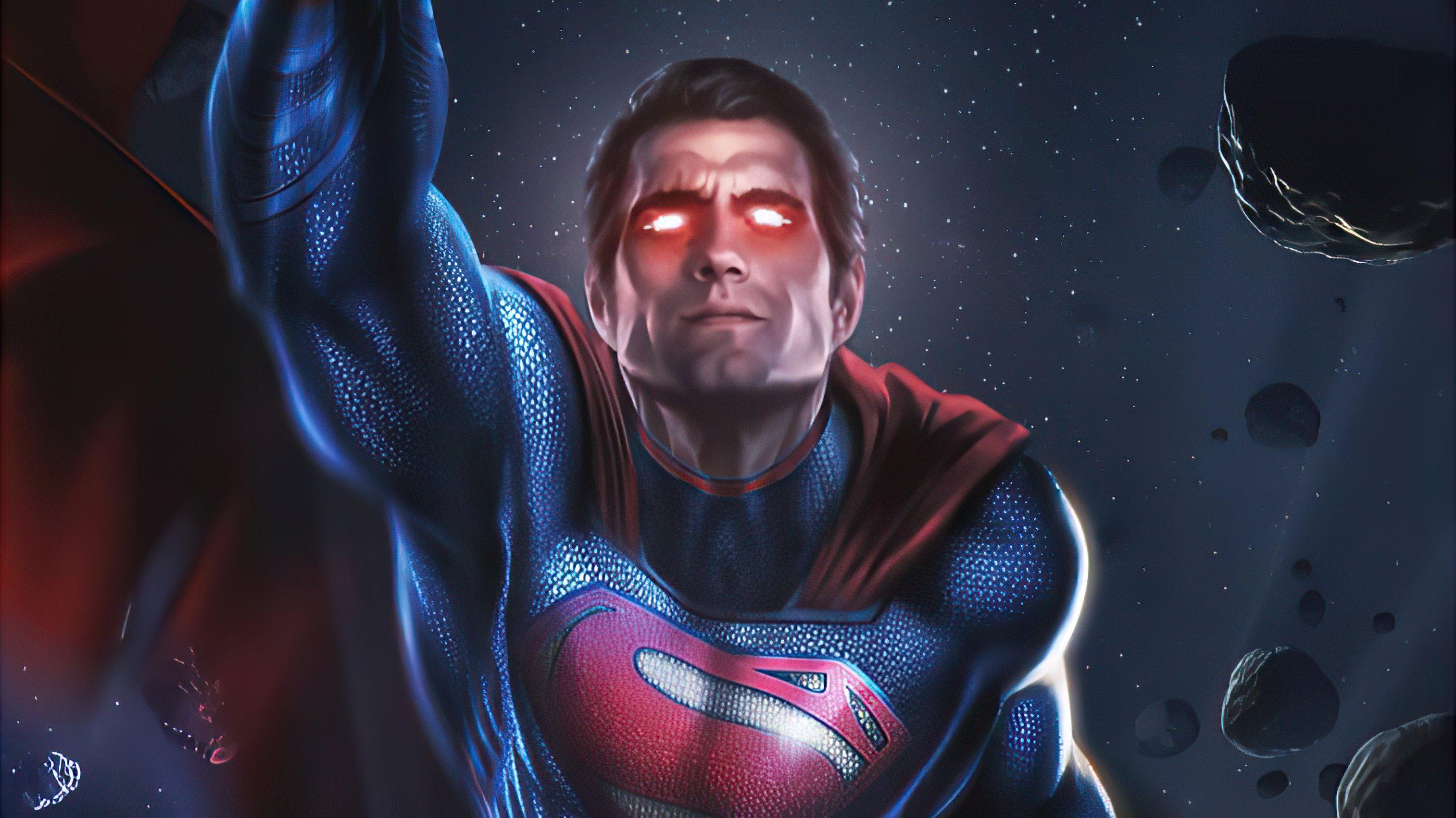 Wallpaper Henry Cavill as Superman 2020