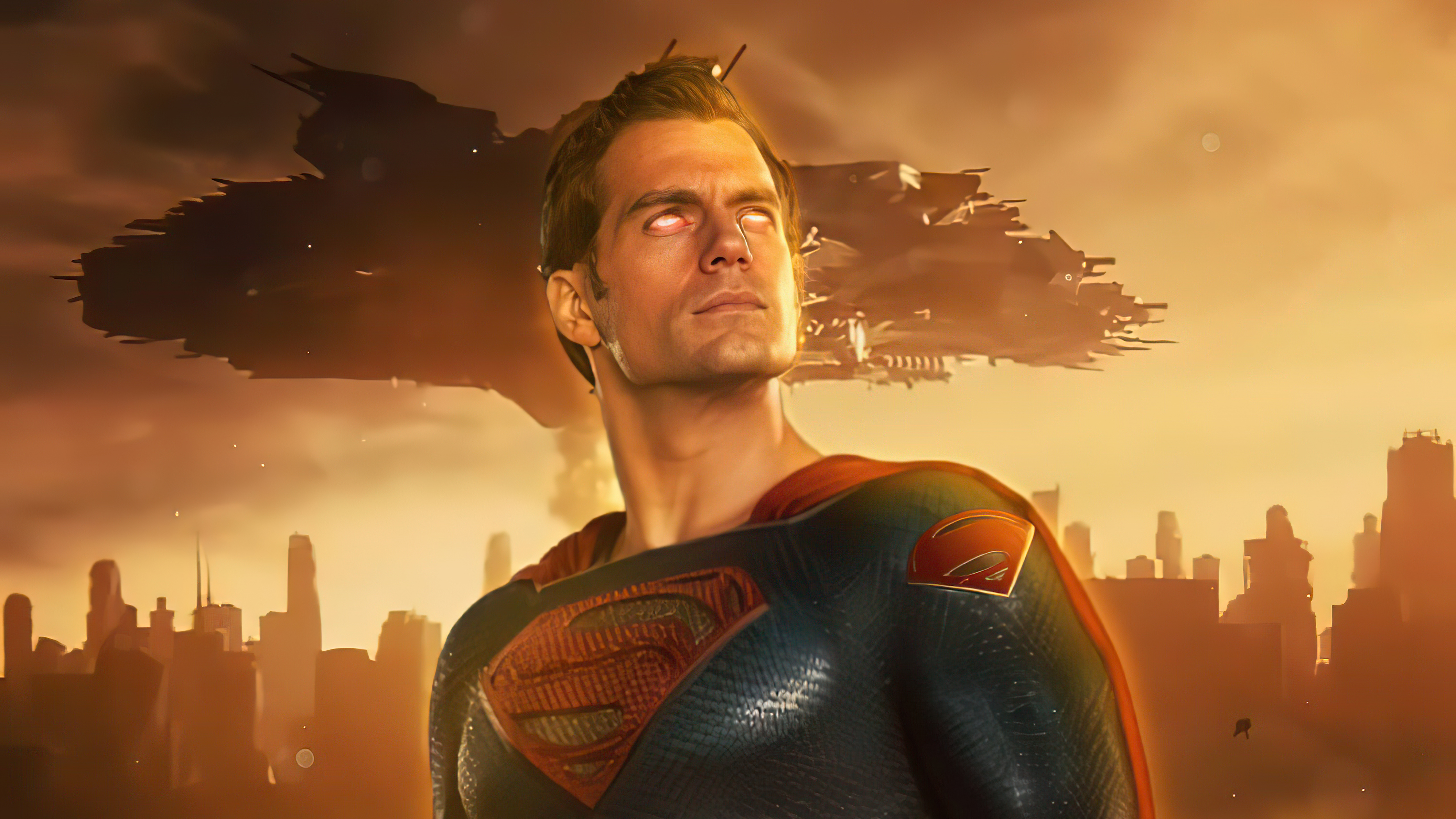 Wallpaper Henry Cavill as Superman