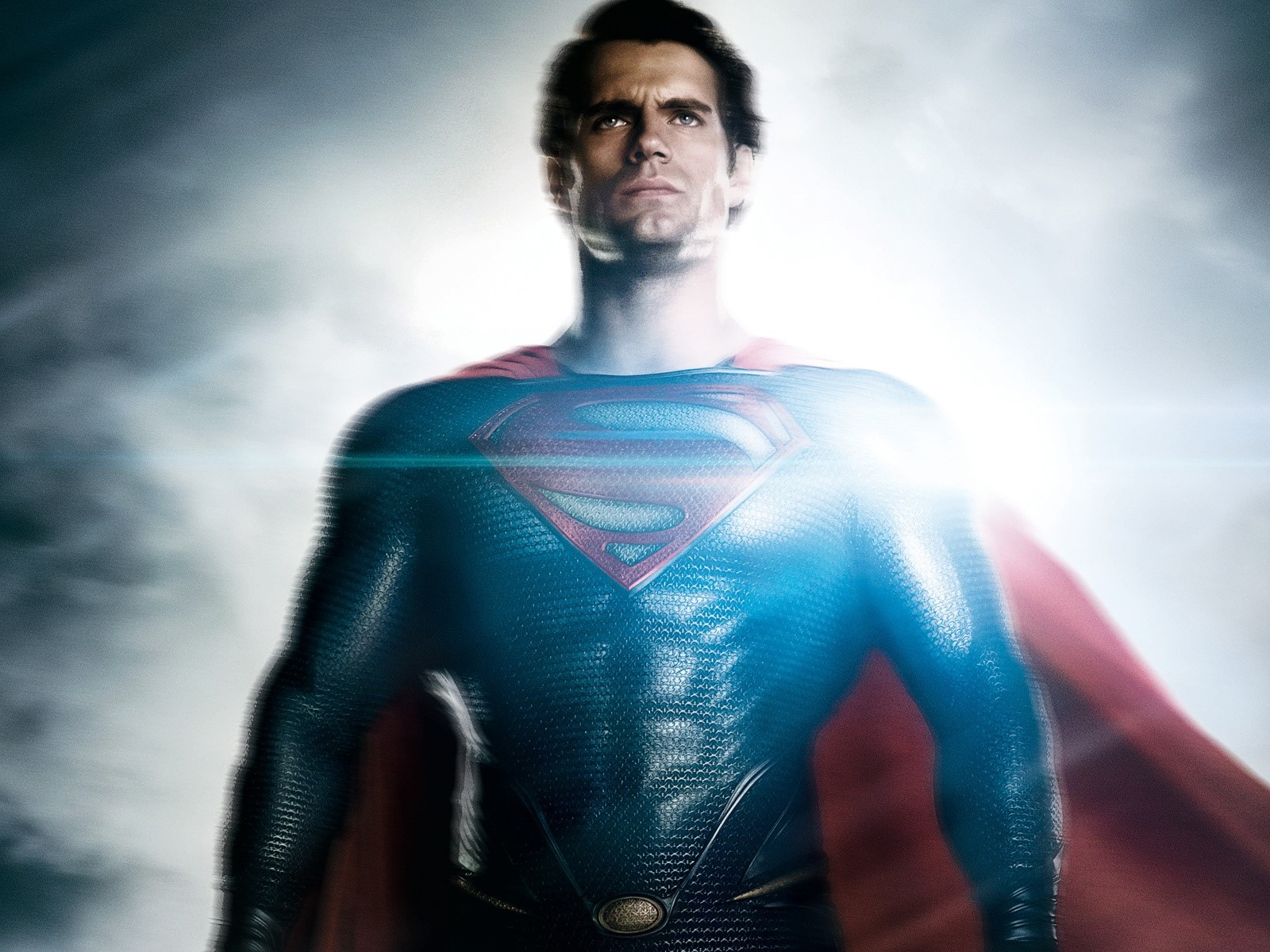 Wallpaper Henry Cavill for The Man of Steel