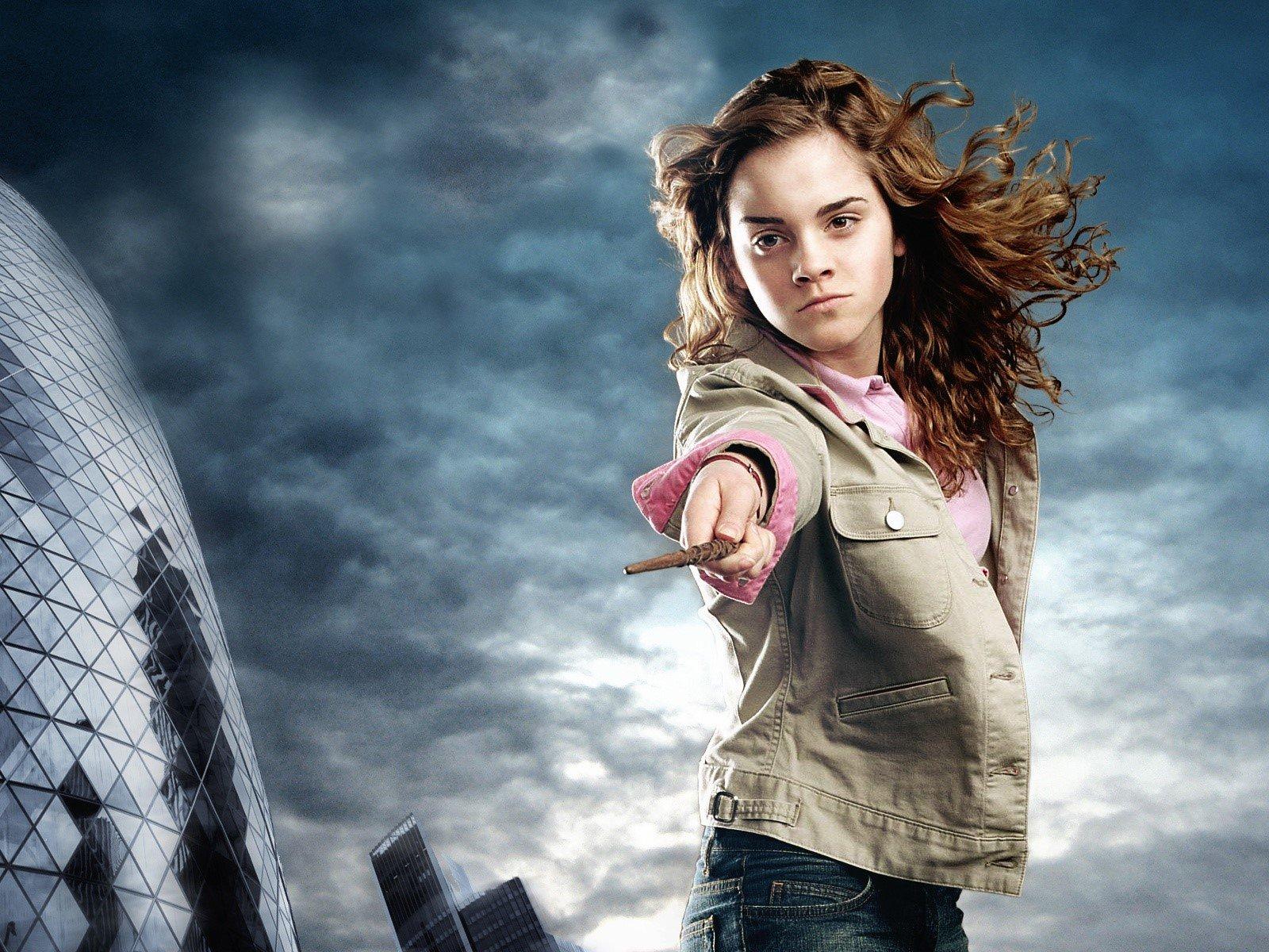 Wallpaper Hermionen Granger