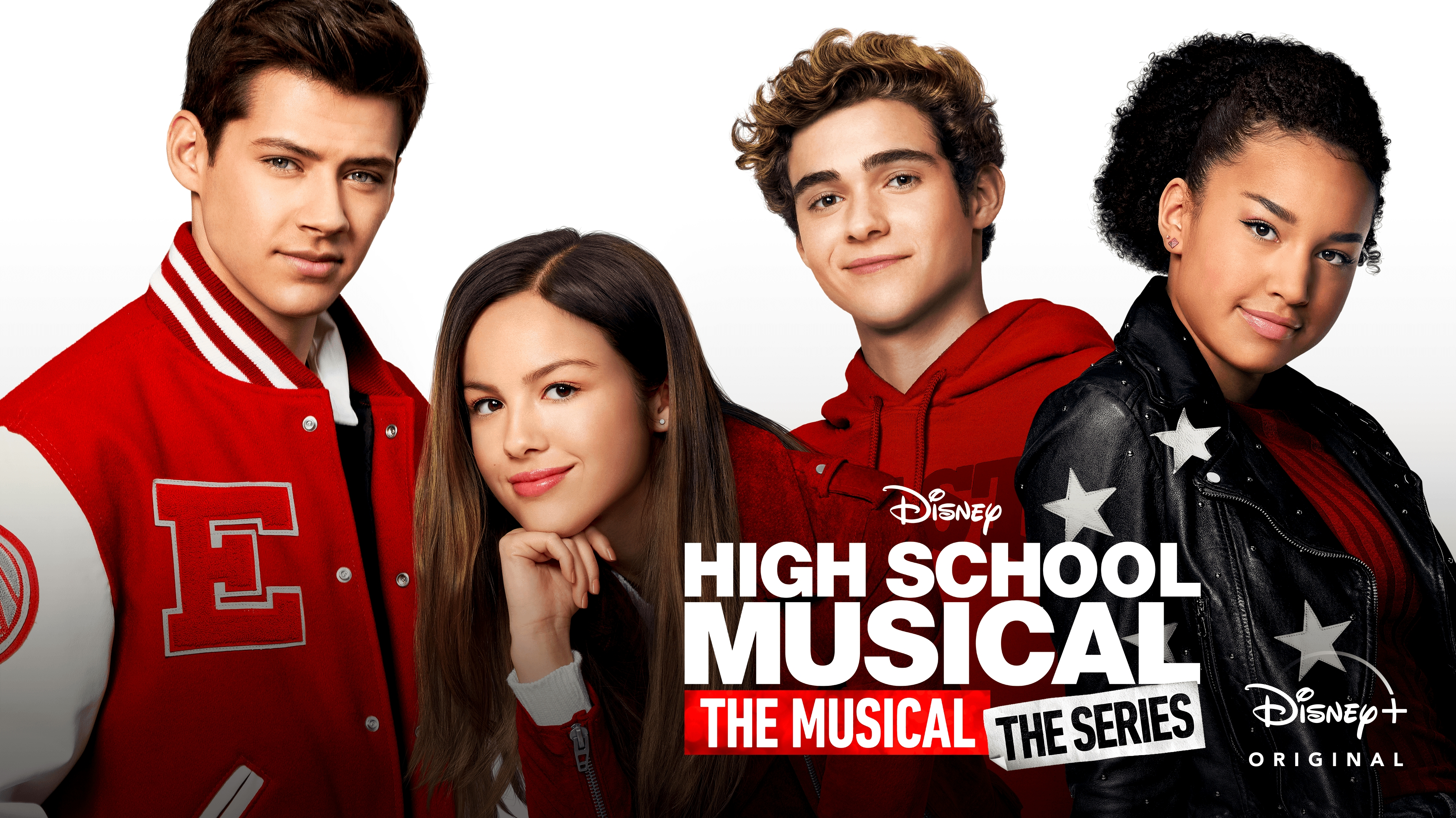Fondos de pantalla High School musical The musical The series